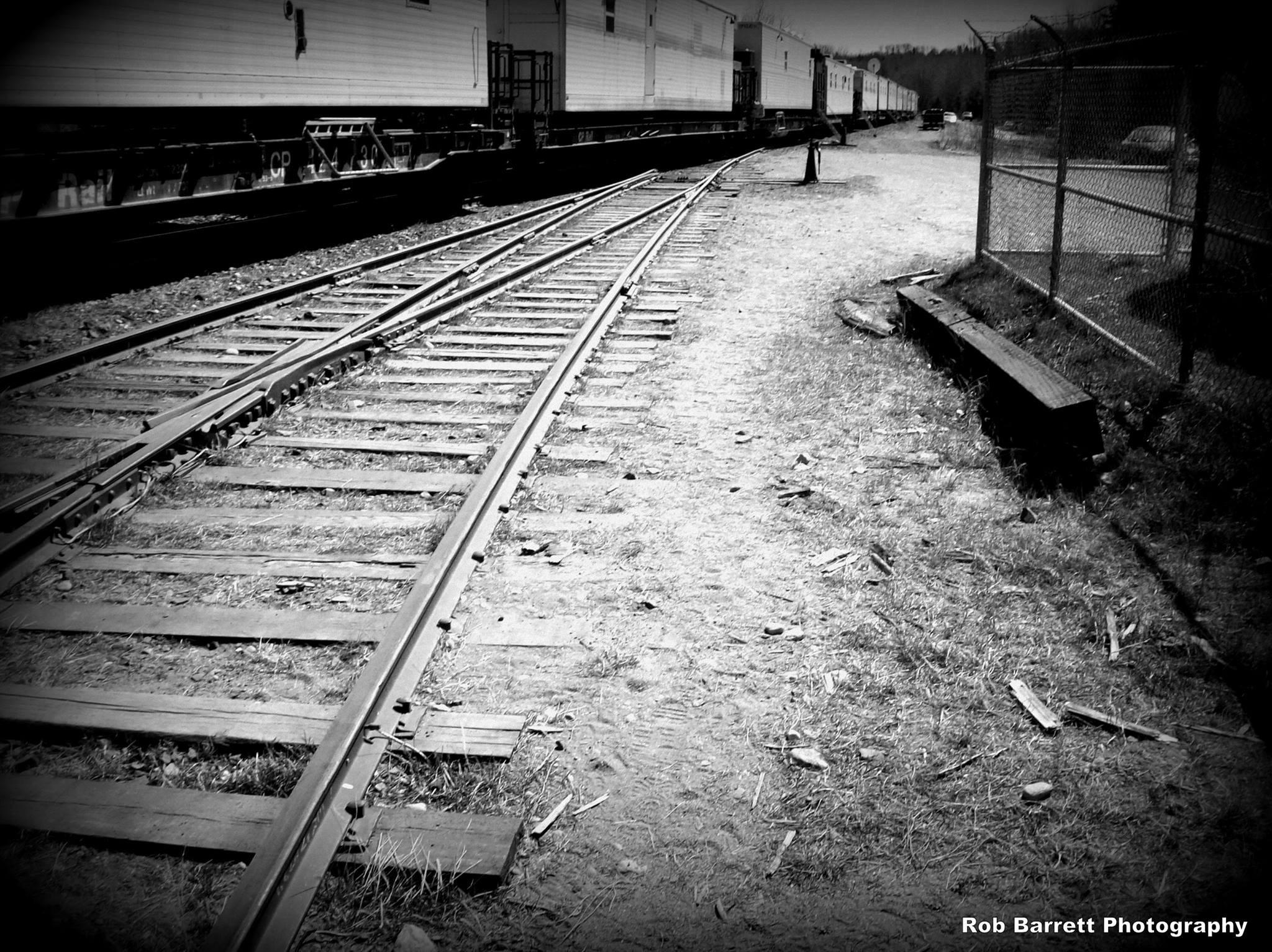 Railway Repair Crews by Rob Barrett Photography
