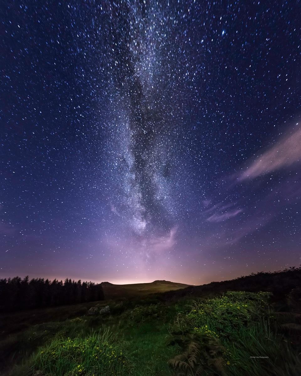 Dartmoor Stars by Michael Hay
