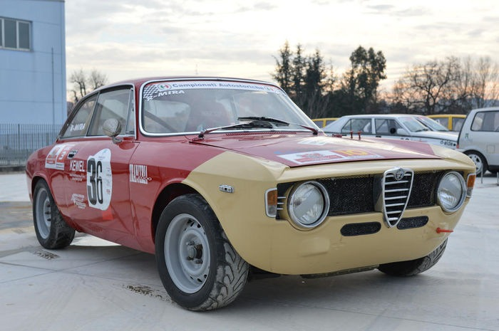 Alfa Romeo by Tom Mulder