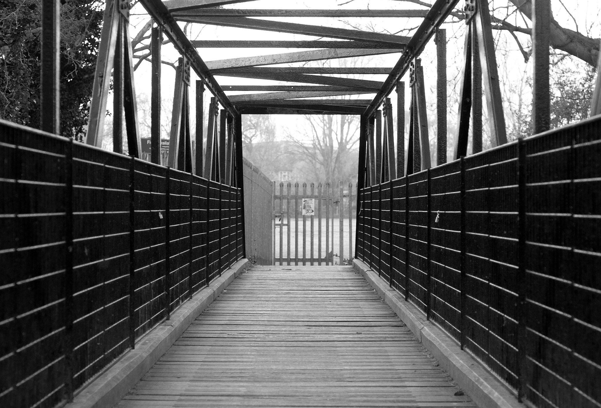Bridge Over the River Stour by Howard Sway