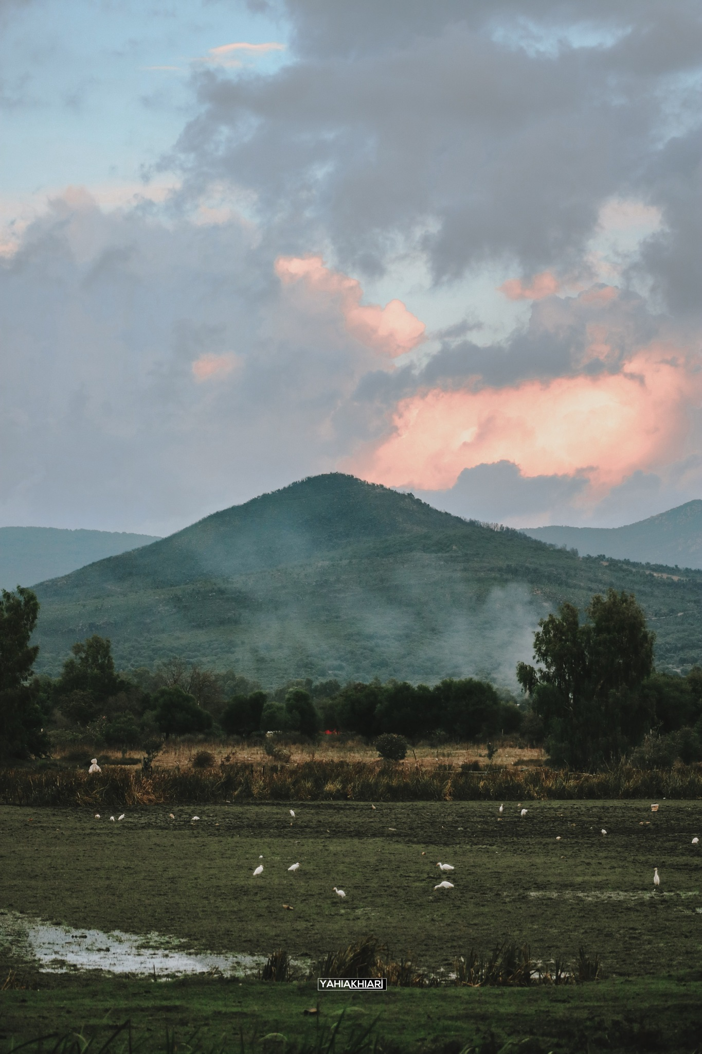Dramatic sky by Yahia Khiari