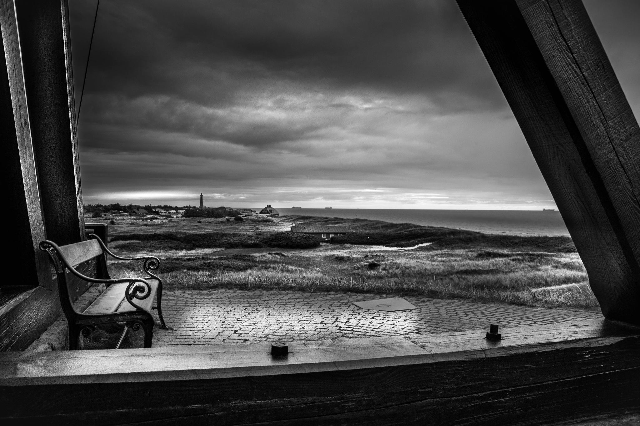Skagen, Denmark by Kurt Land