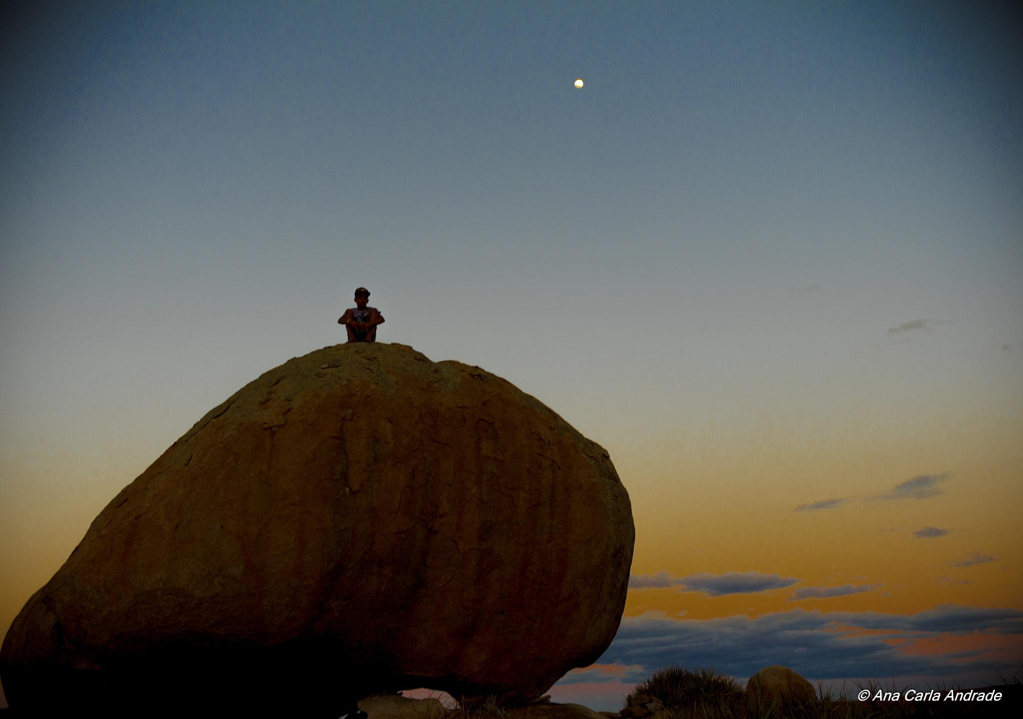 Sobre a Pedra by Ana Carla Andrade