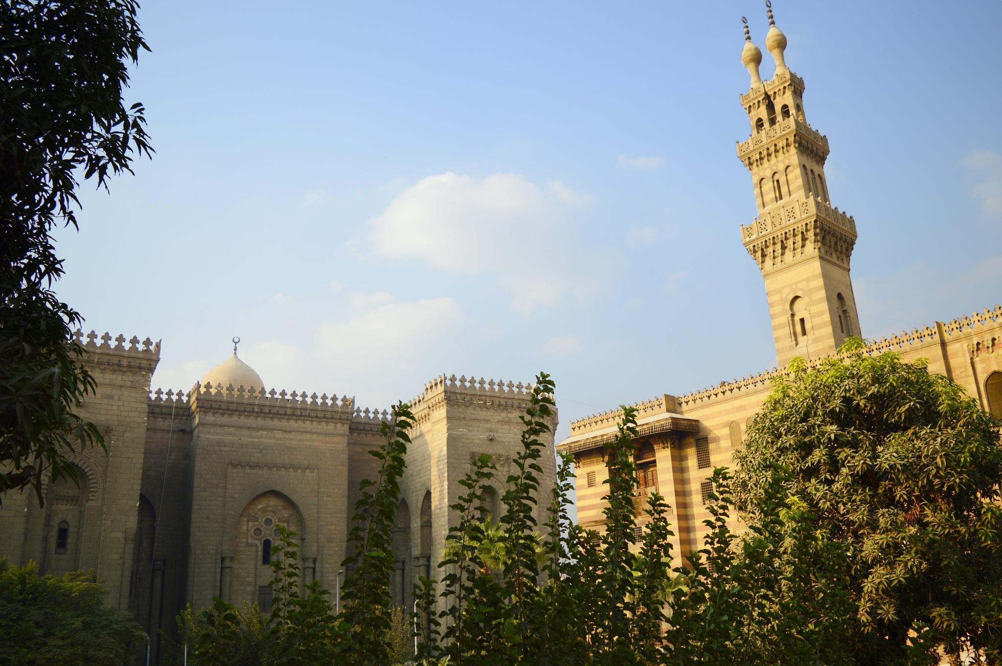Sultan Hassan Mosque by OmAr M. Abd-Ulkader