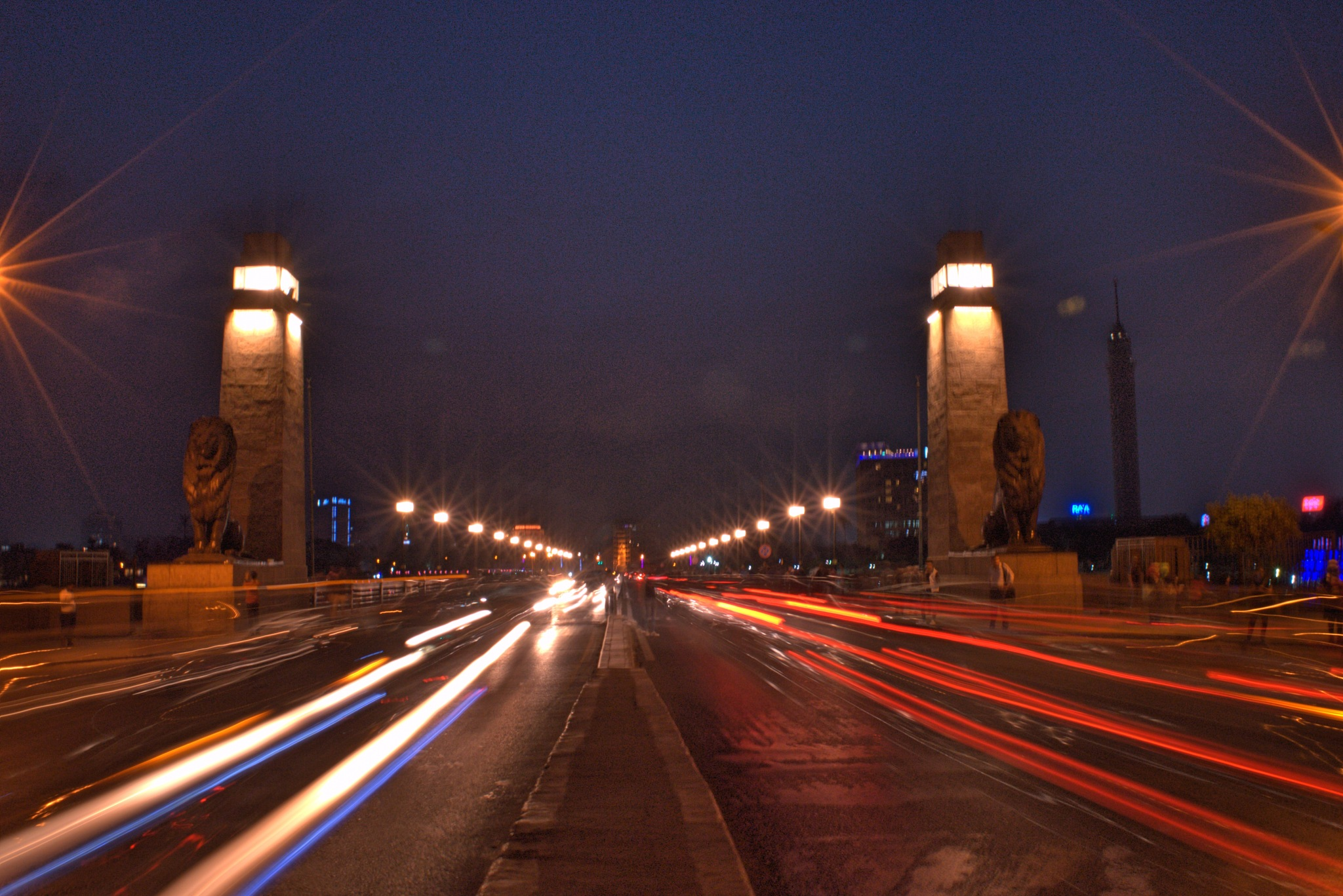 Lights and Speed by OmAr M. Abd-Ulkader