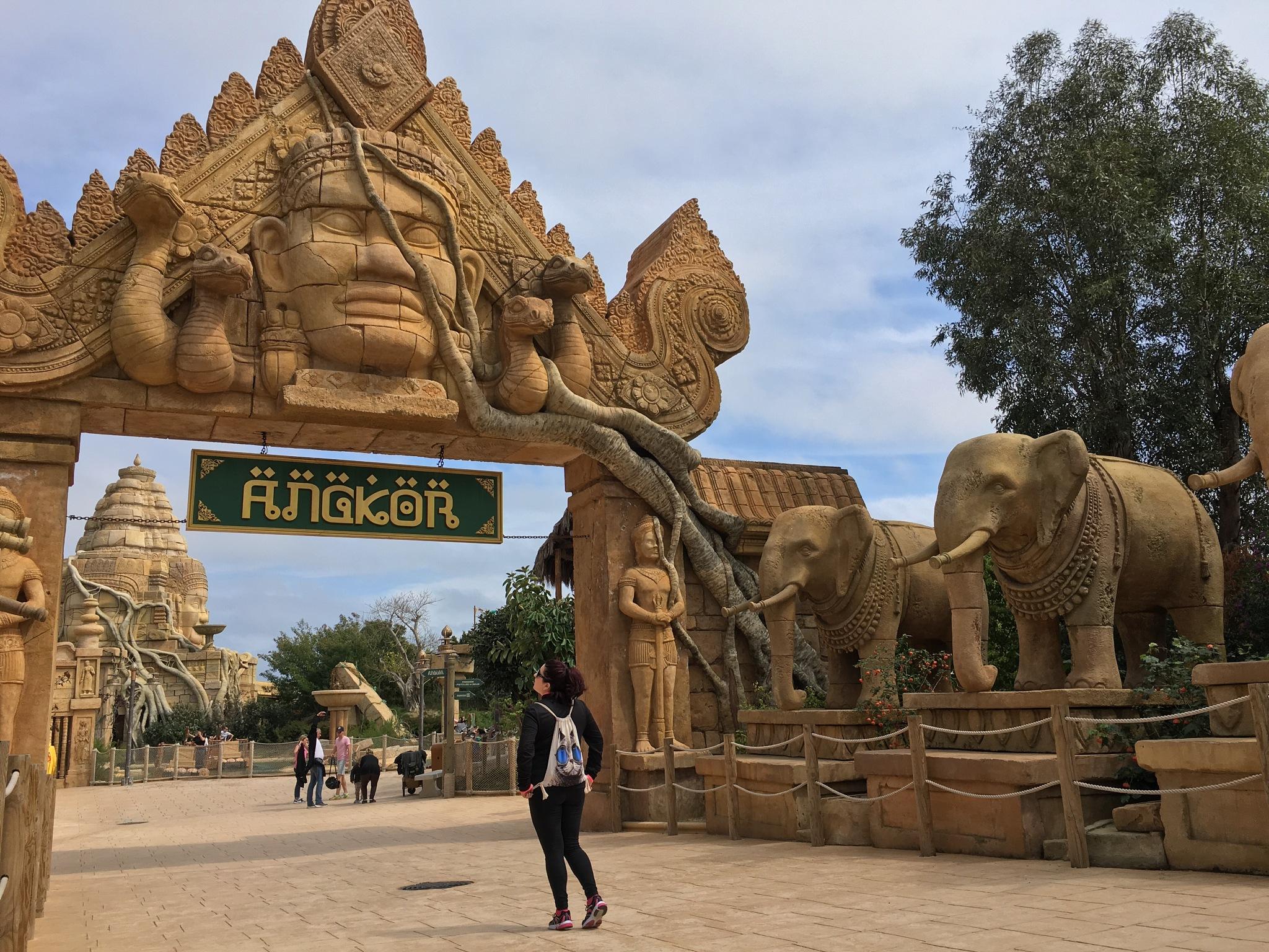 Angkor  by Jose Luis Martin Soria