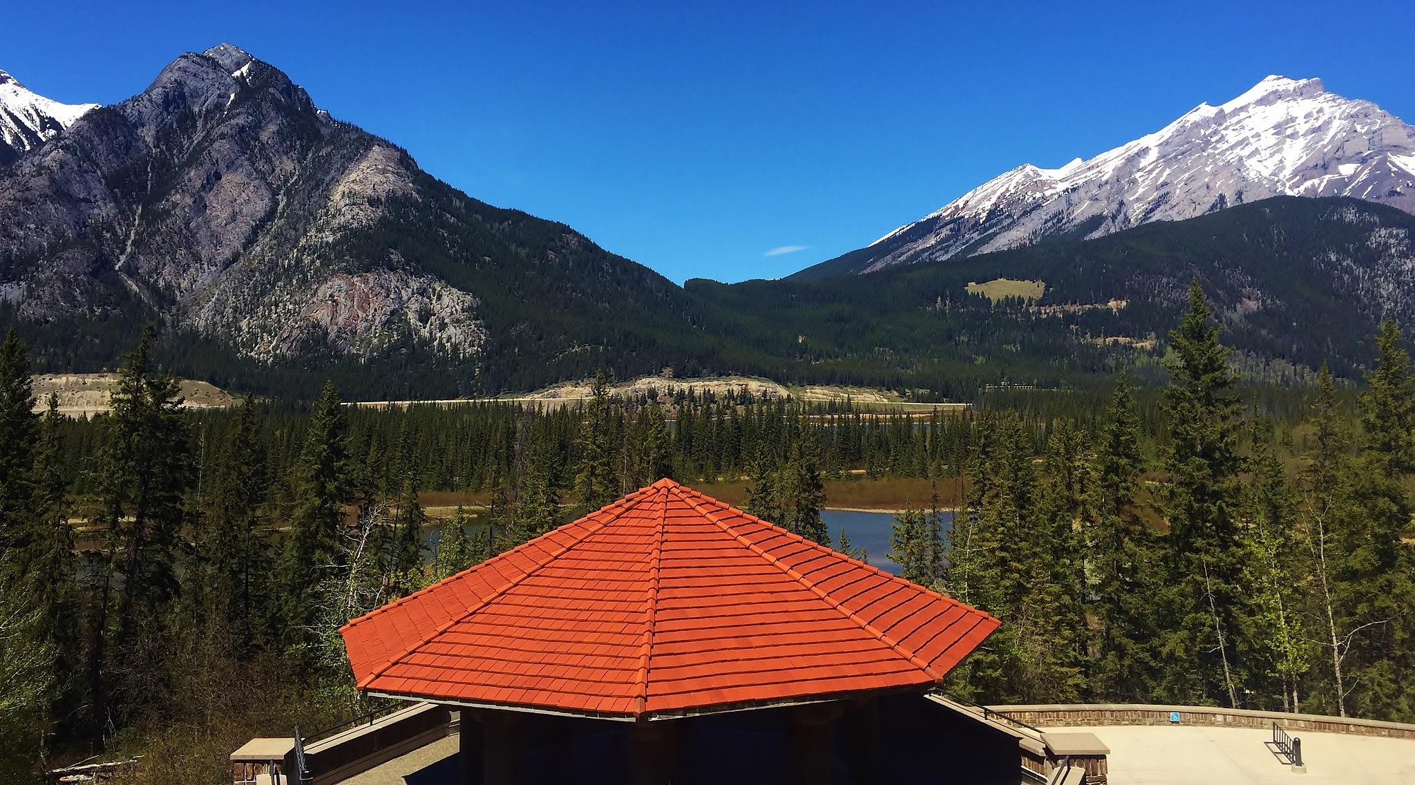 Banff, Alberta by Jessy La