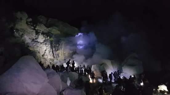 Ijen blue fire by kulojava tour organizer