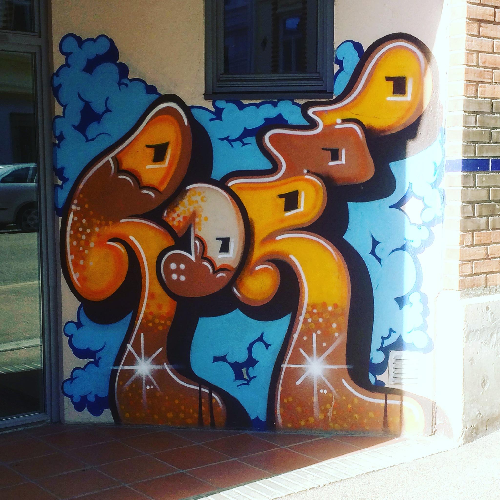 streetart - oslo by christinanature