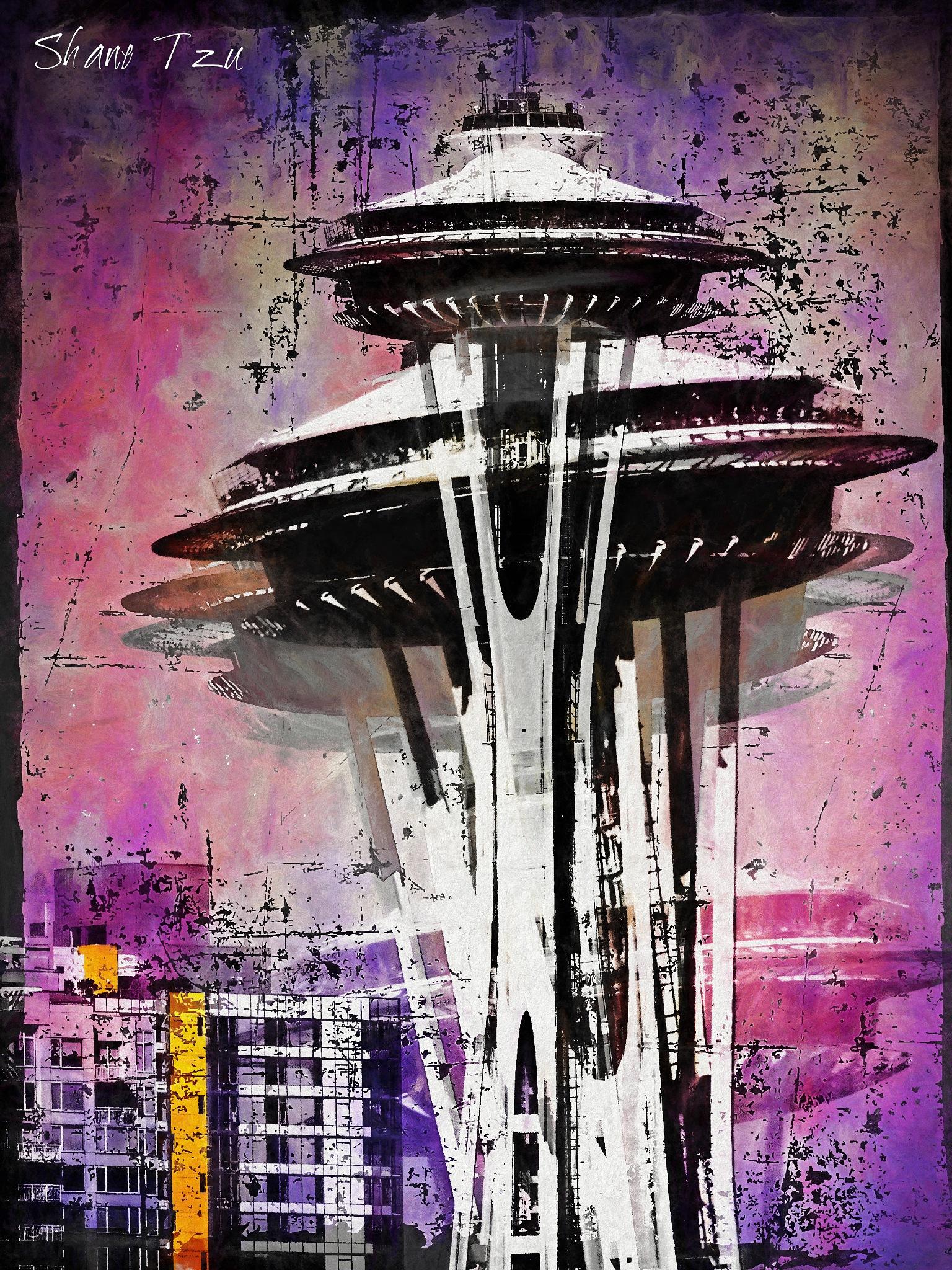 Seattle Grunge by shanetzu
