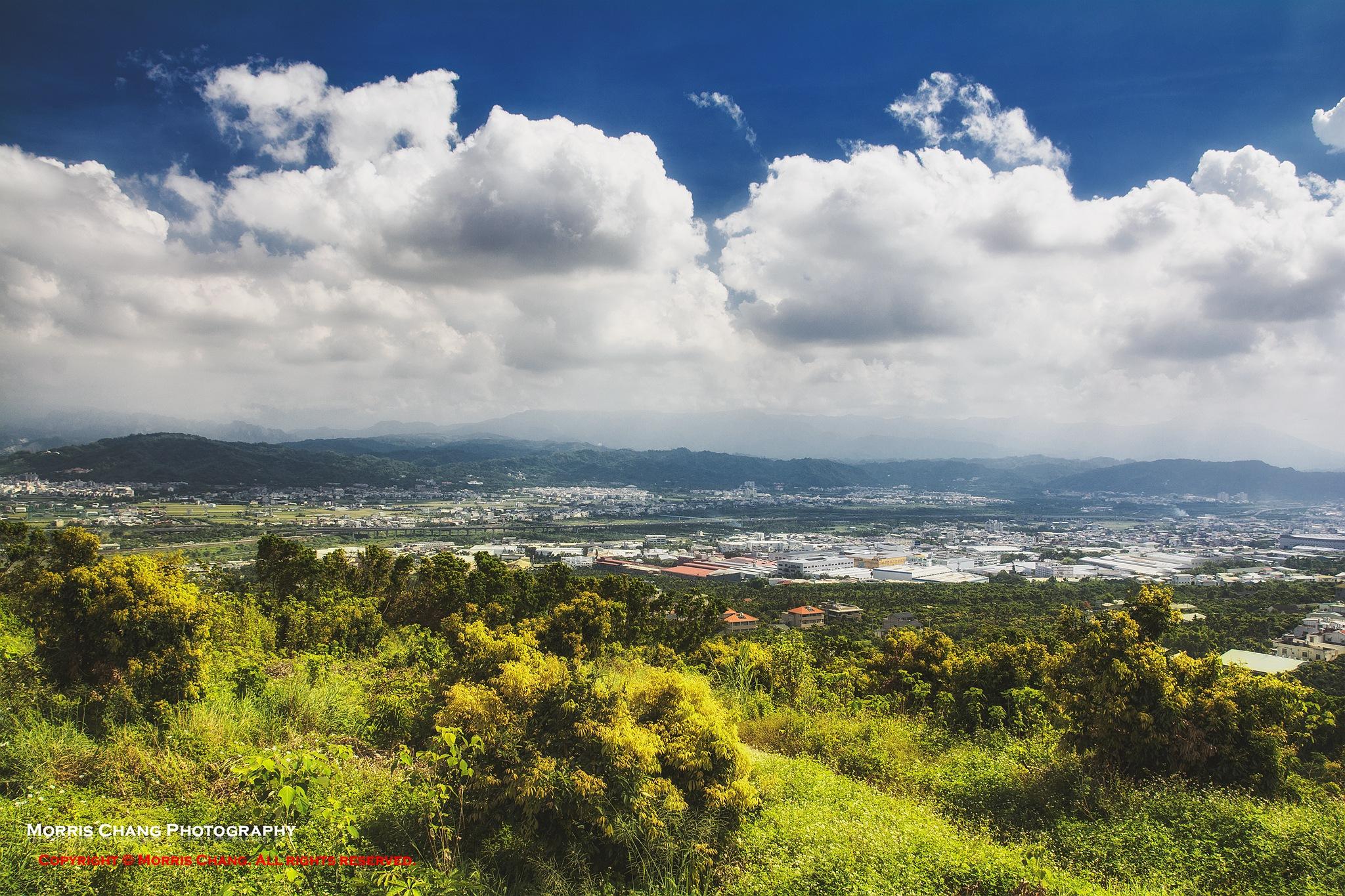 Go outdoors. Nantou, Taiwan by Morris Chang