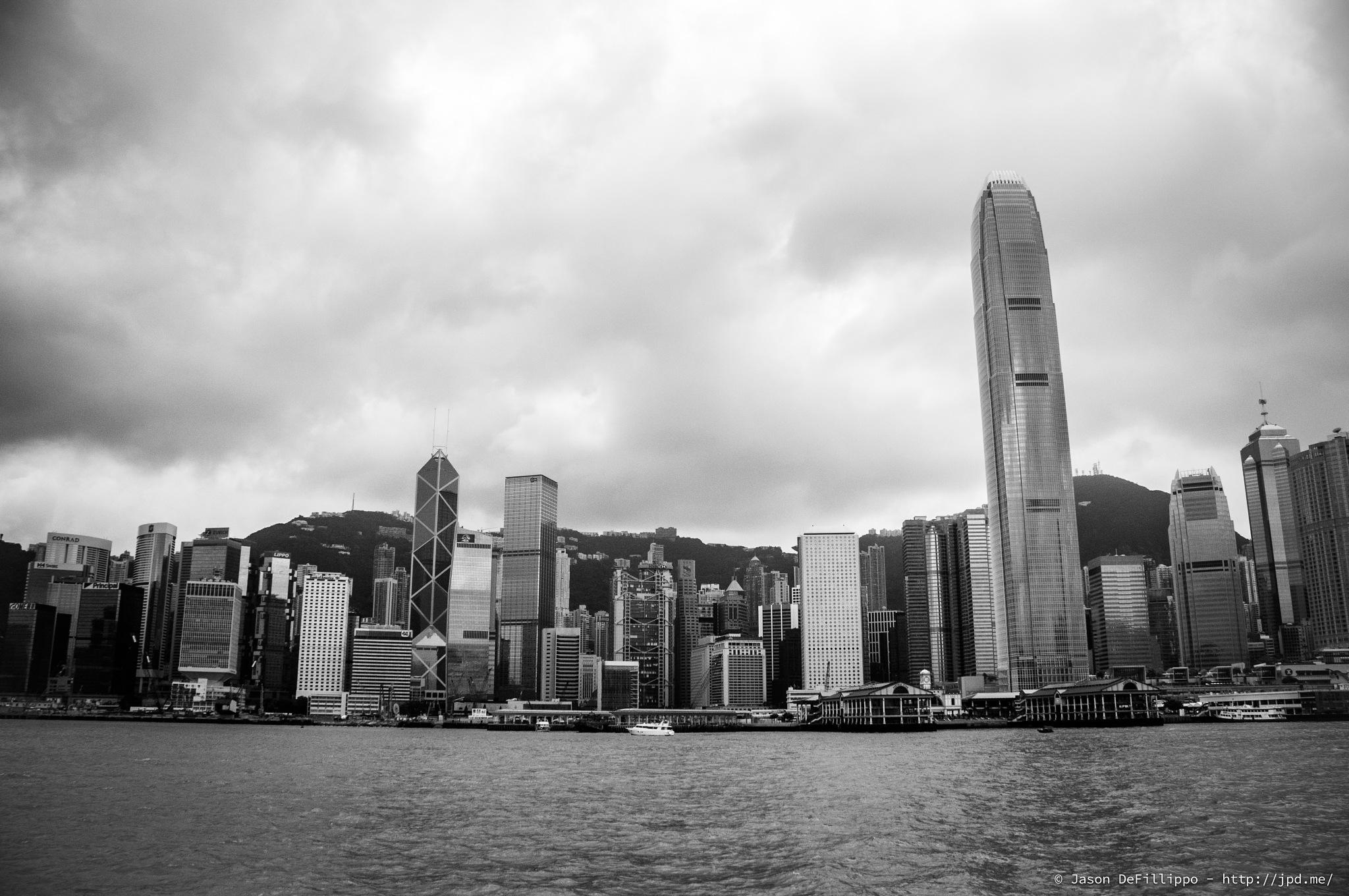 Hong Kong by J.P.DeFillippo