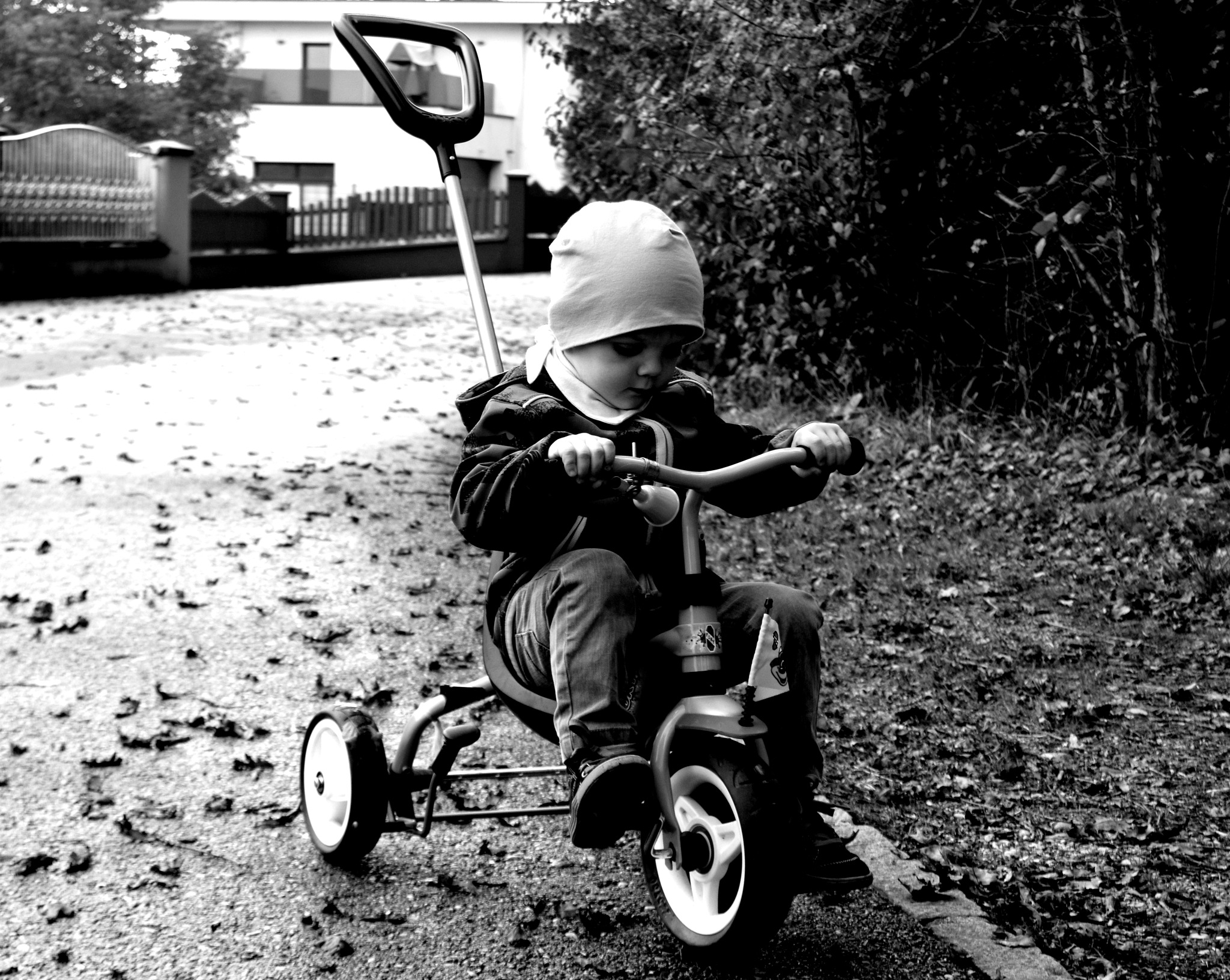 Biker_Child by PeterHaselstoner