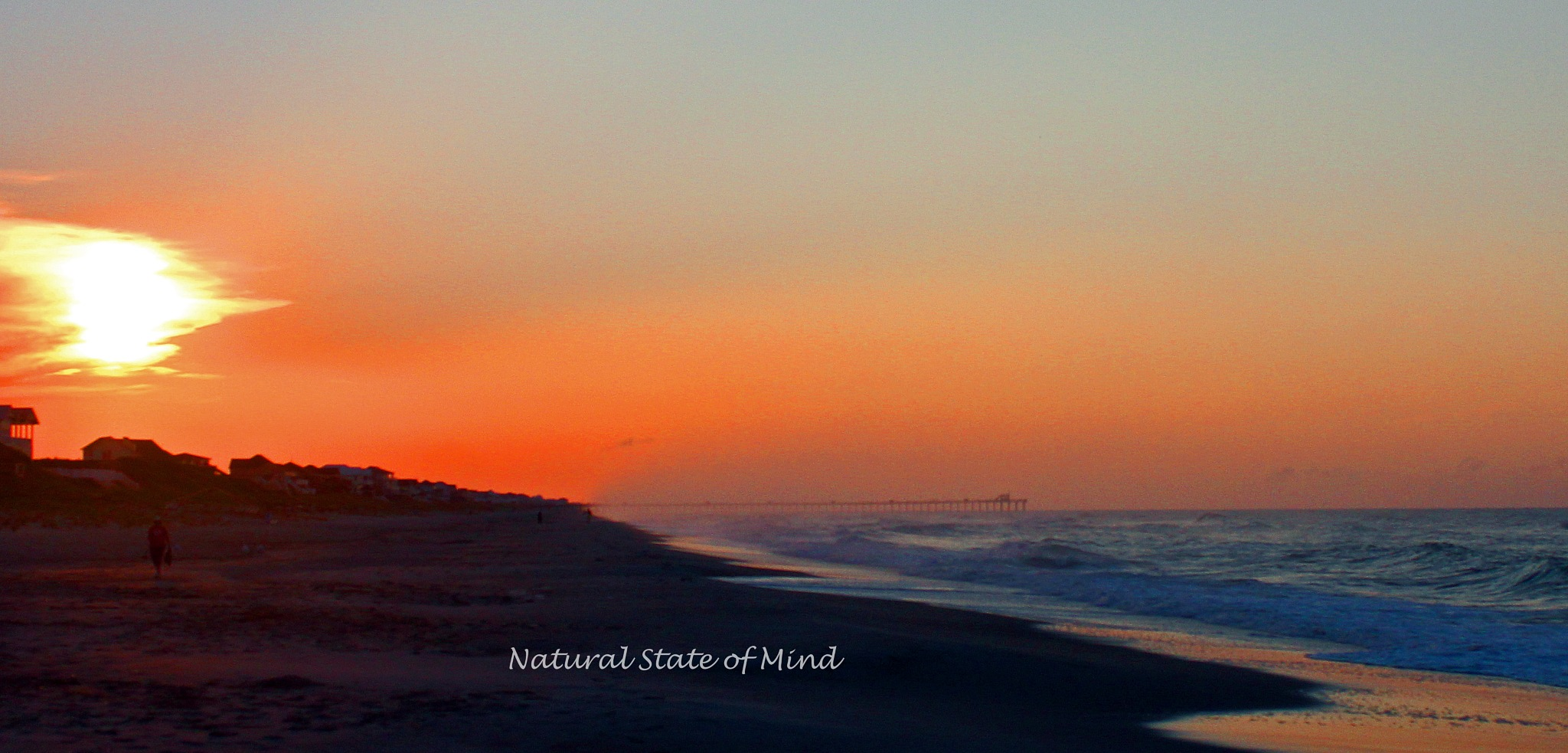Fade to Sunrise by Natural State of Mind