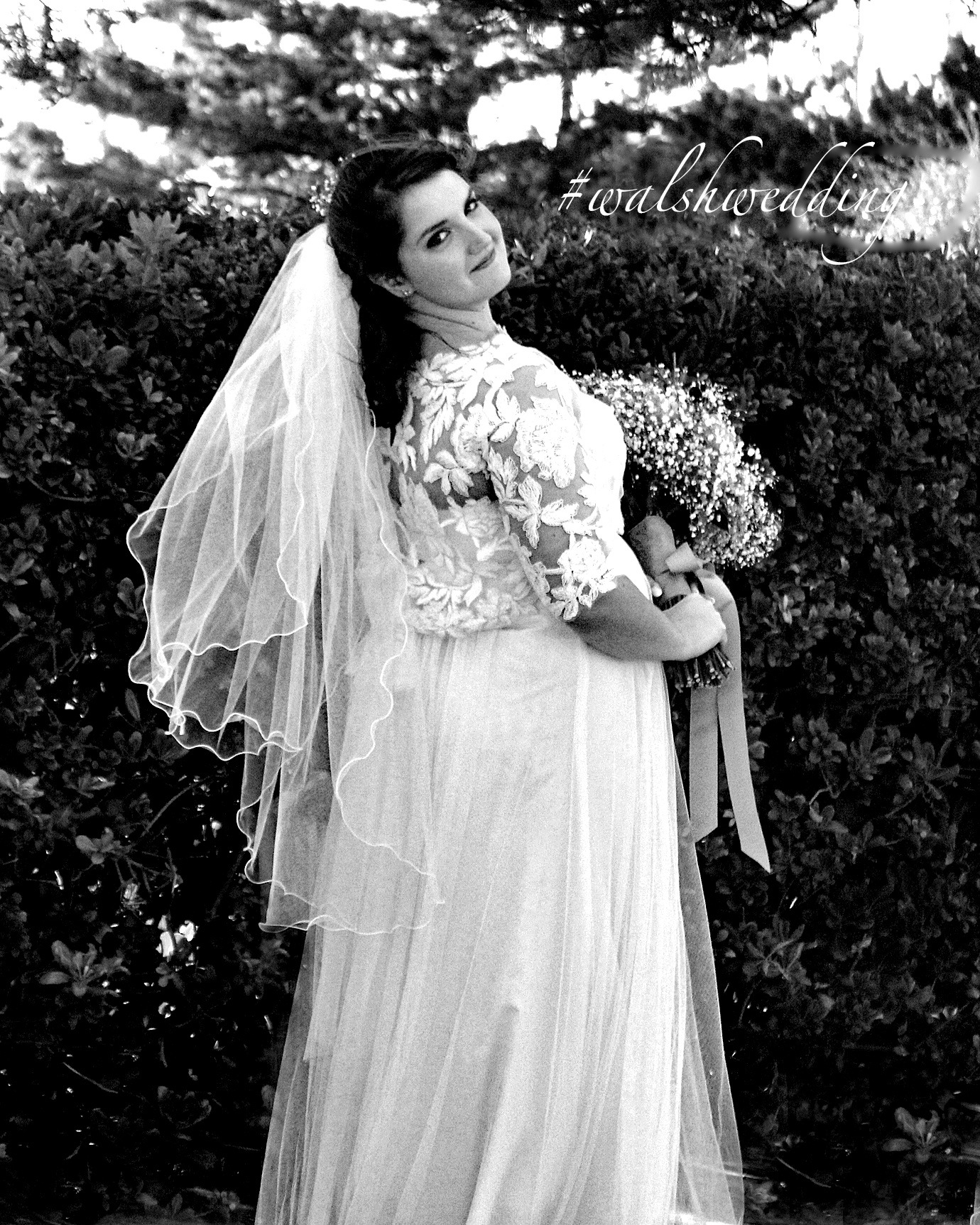 A Father's Bridal Portrait by Natural State of Mind