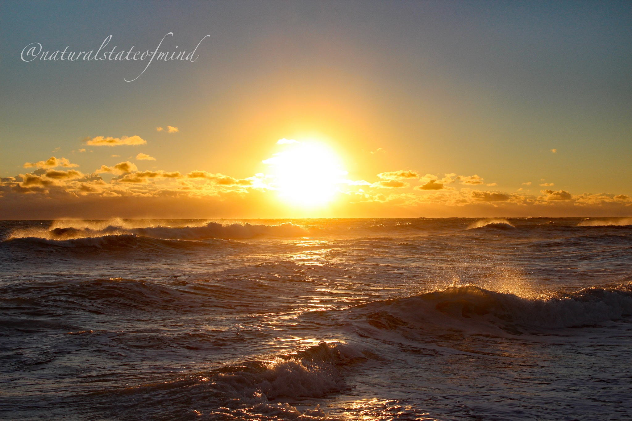 OBX Sunrise by Natural State of Mind