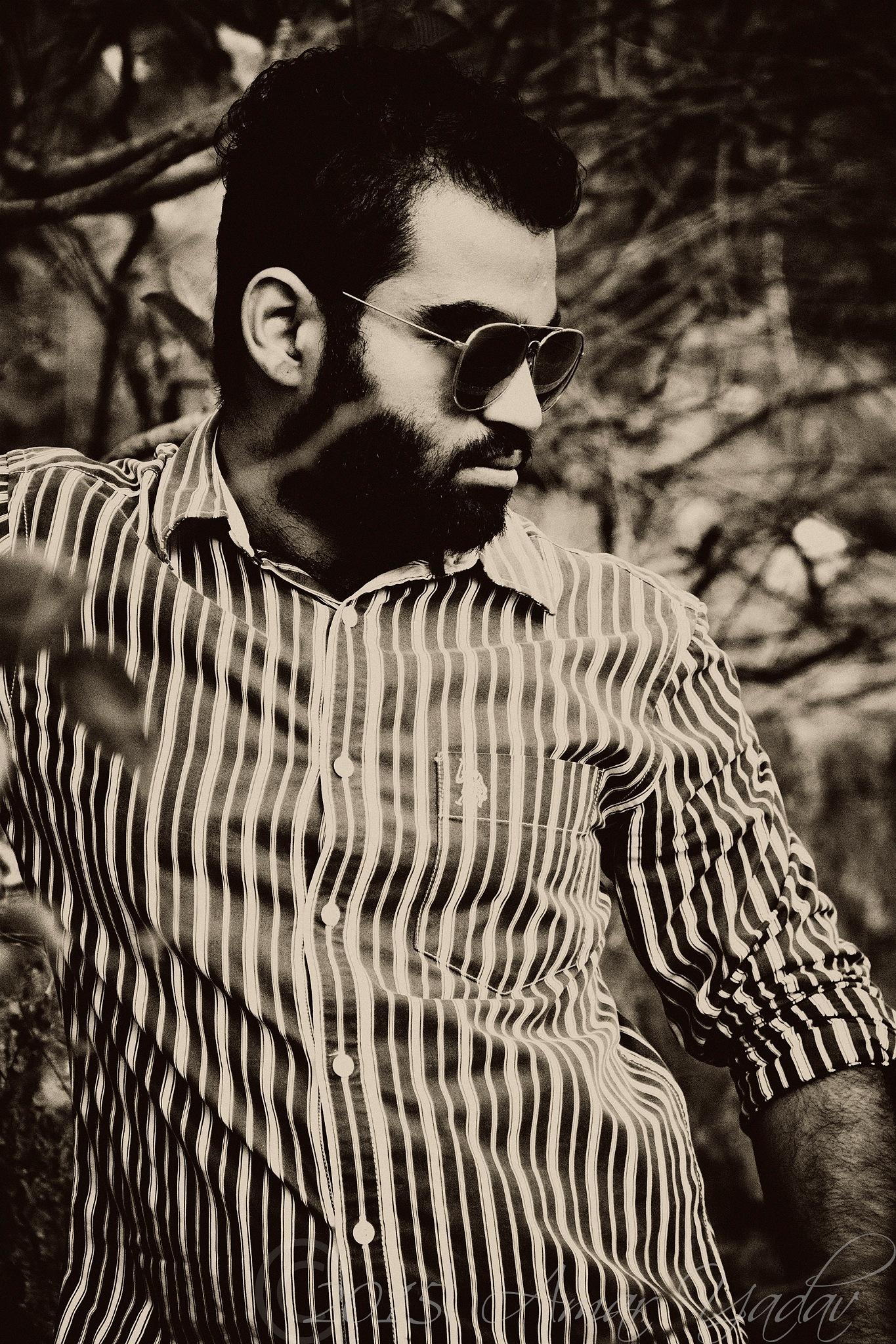 Portrait -1  by Amar Yadav