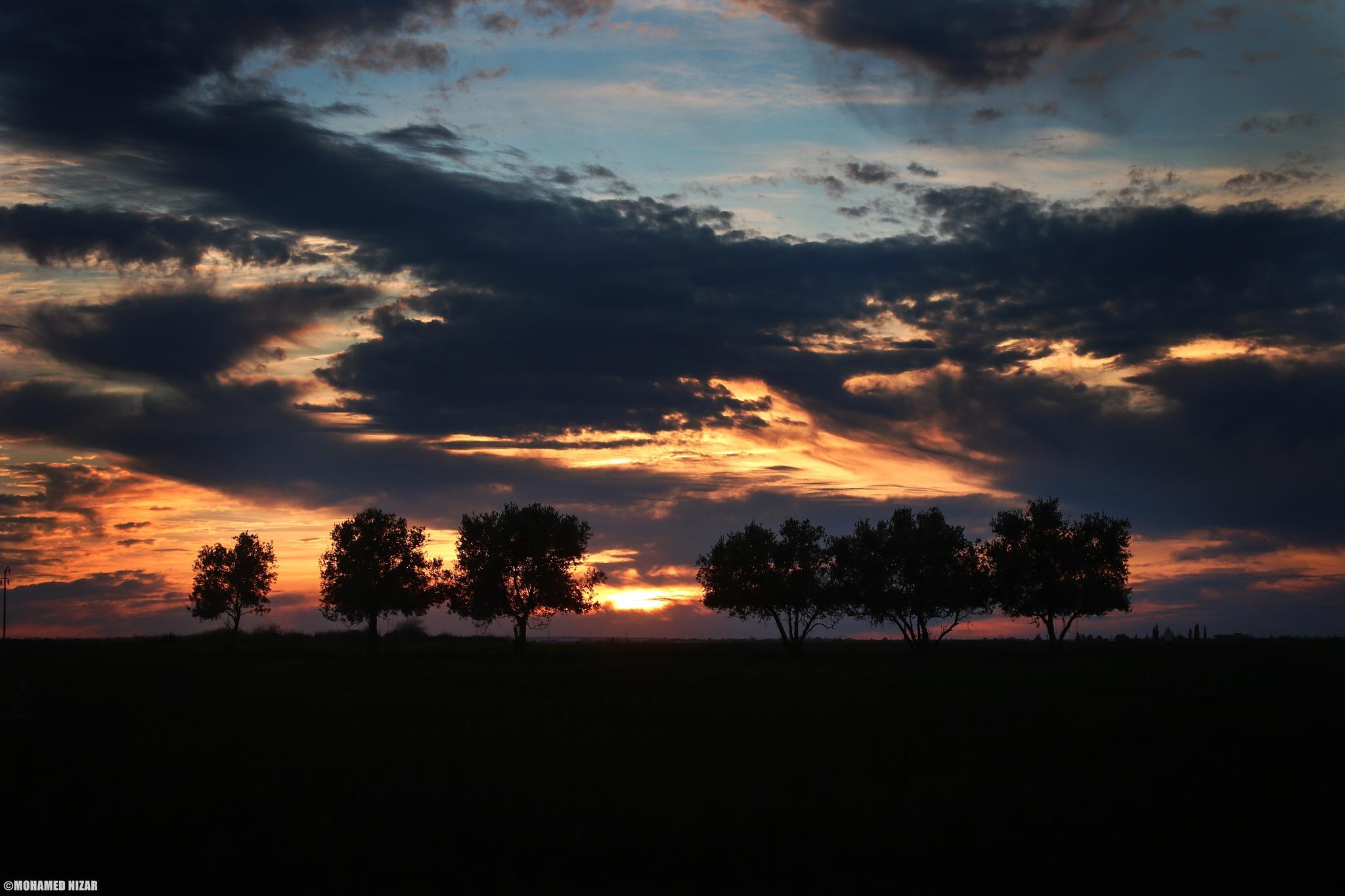 Sunset by Mohamed Nizar Photography
