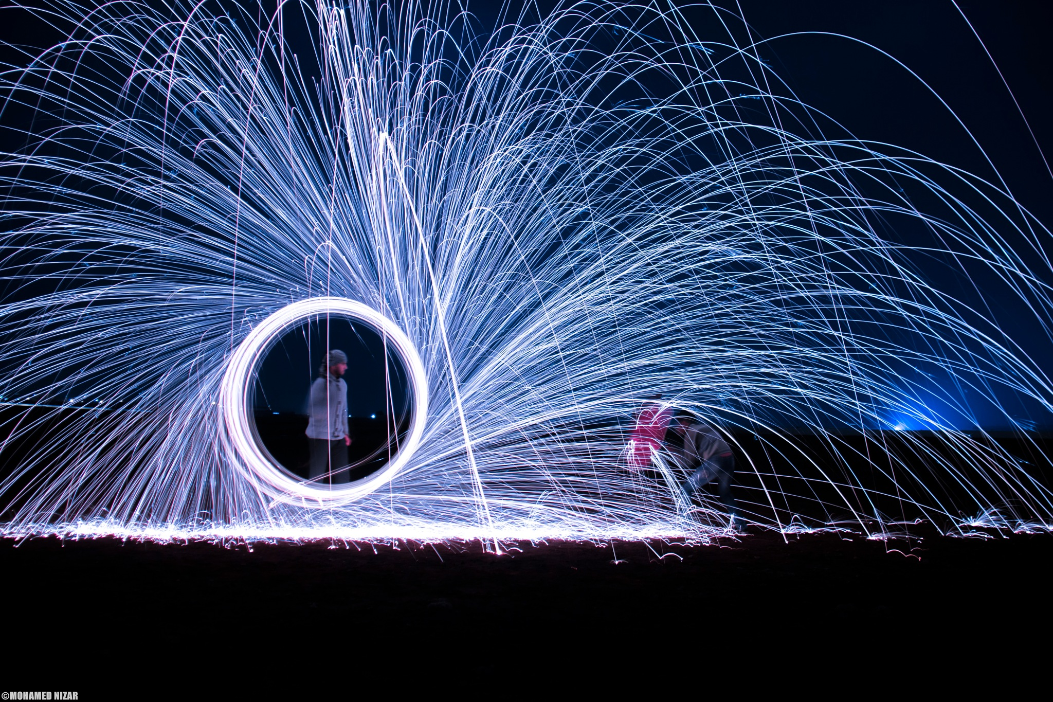 Light Painting by Mohamed Nizar Photography