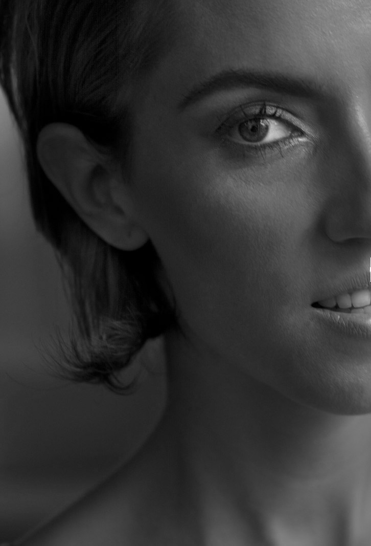 Portrait of Monica by okiaguilar