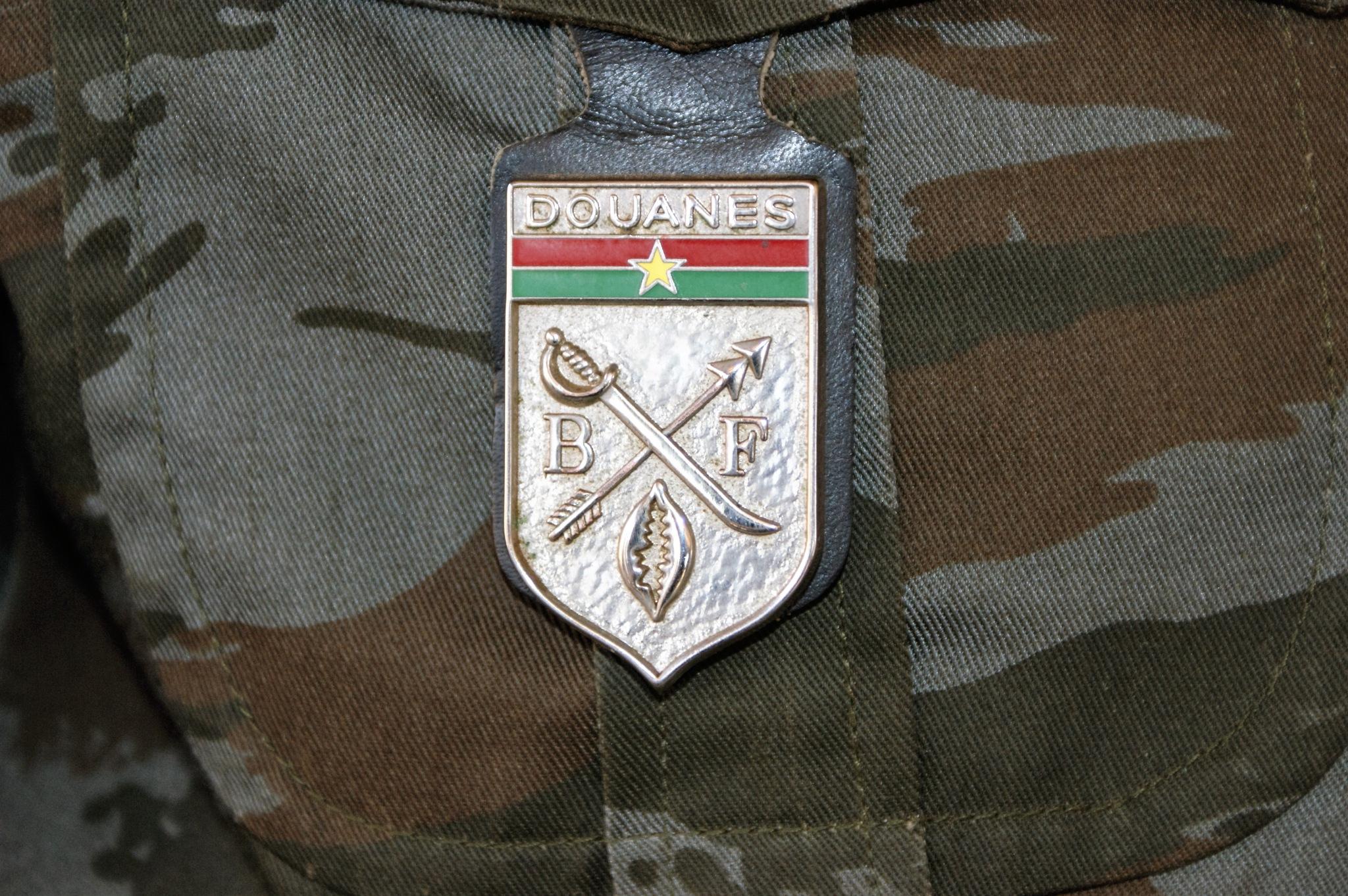 Border and Duty Police, Burkina Faso by RemoKurka