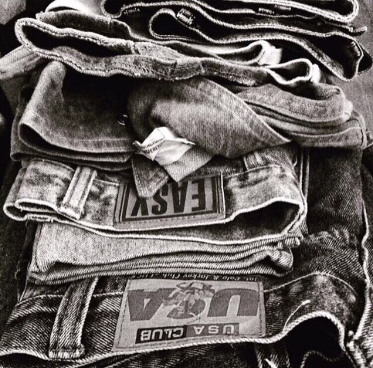 The Jean stack by Beulah