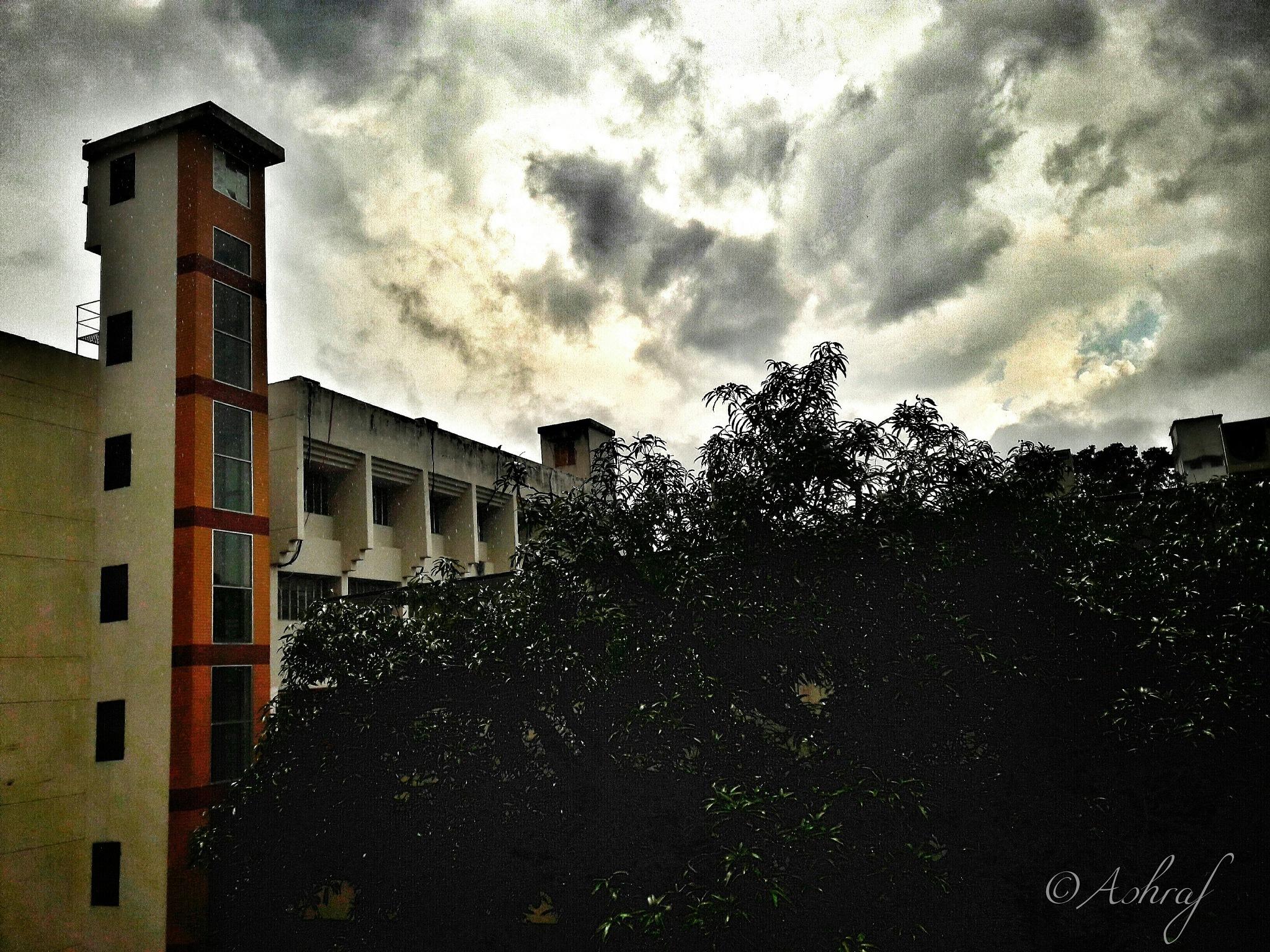 Darkness by Md. Ashraful Islam