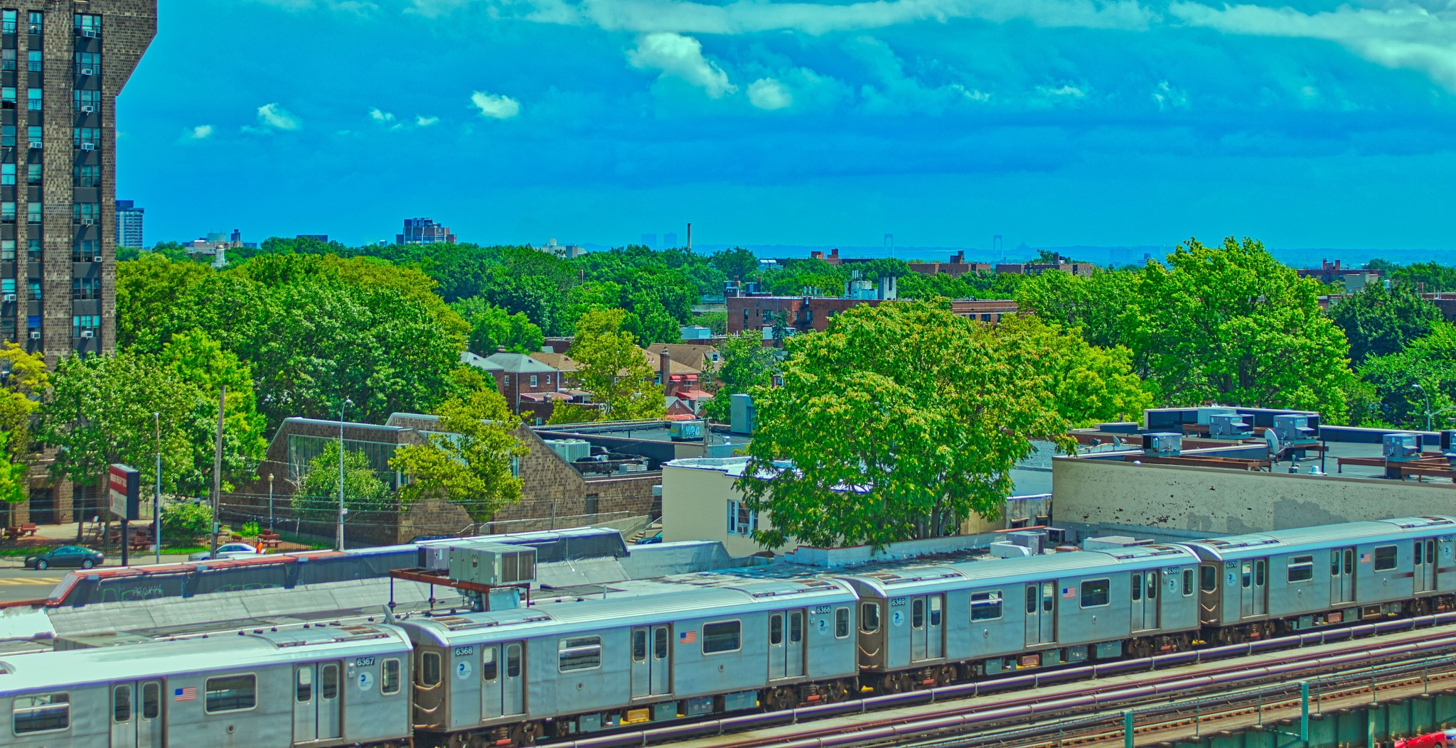 North East Bronx by WilSant