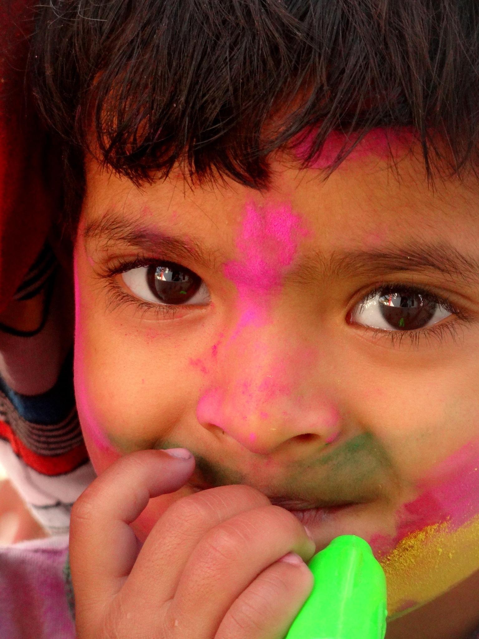 simplicity of childhood by akash dhanai 8888