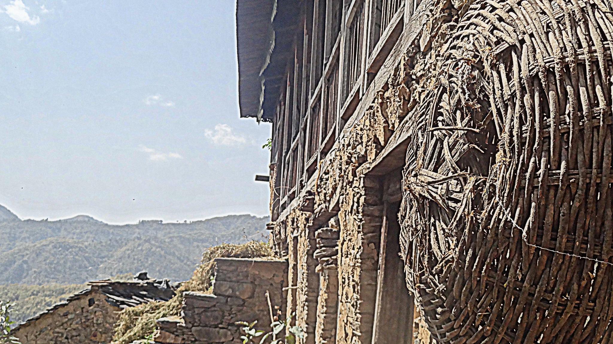 village  by akash dhanai 8888