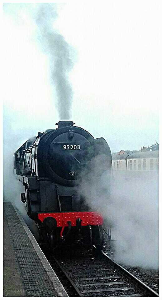old steam by Chris Algar