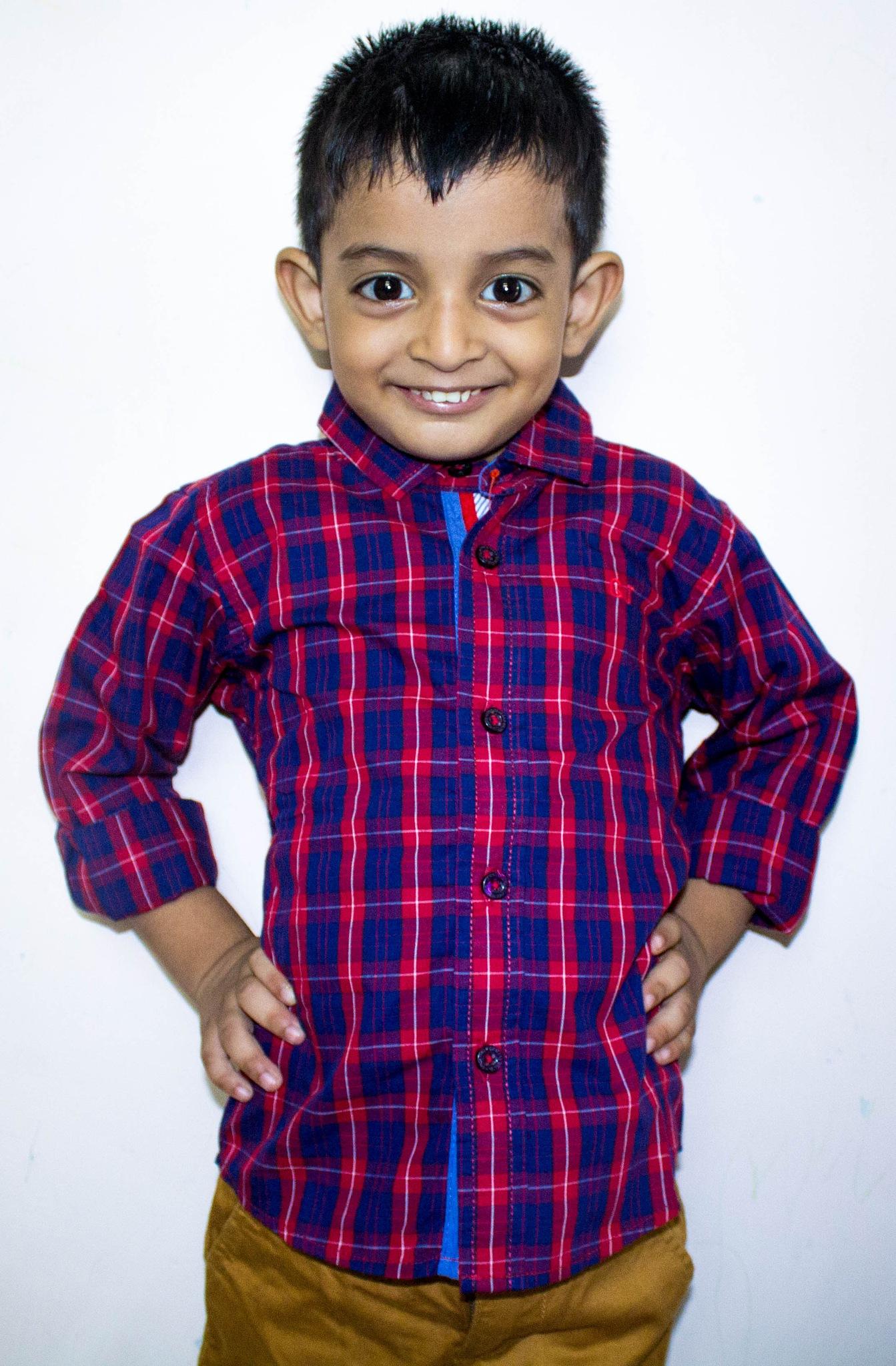 Innocence! by Diptangshu Chaki