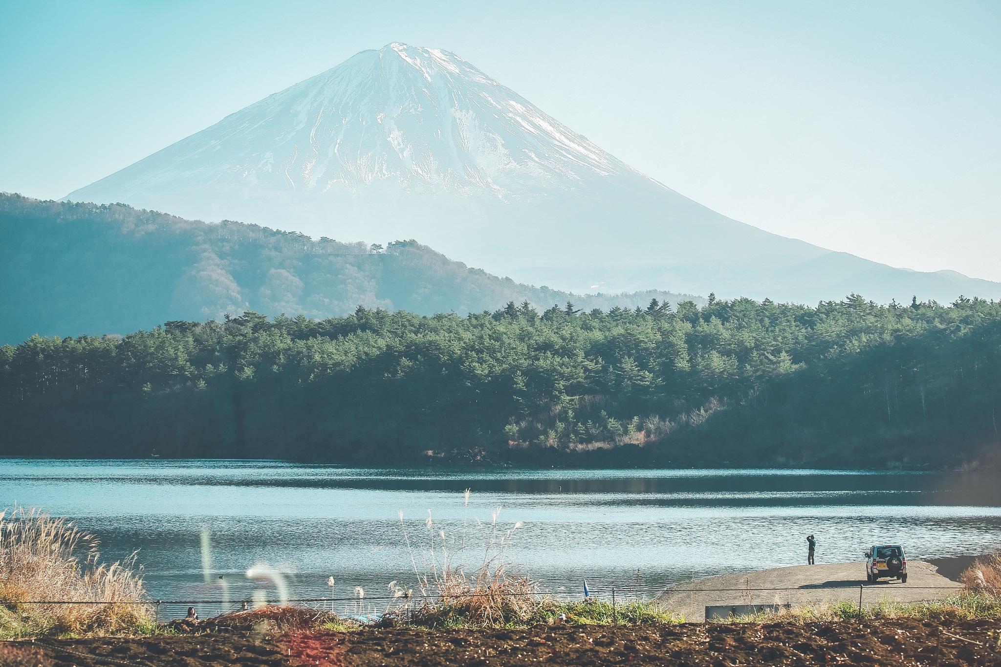 Fuji San by kevin793162002