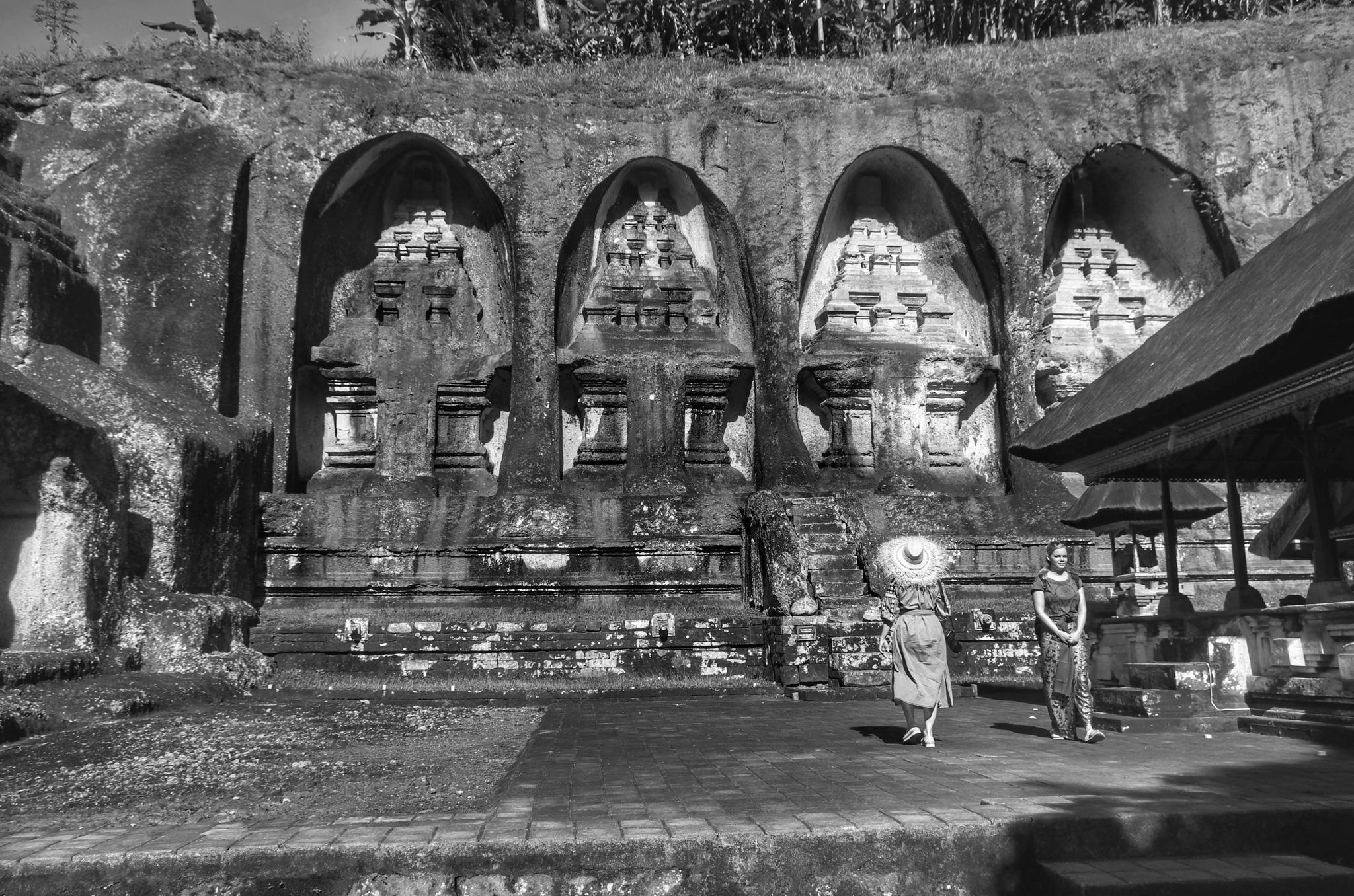 Gunung Kawi Temple  by ardiannugroho