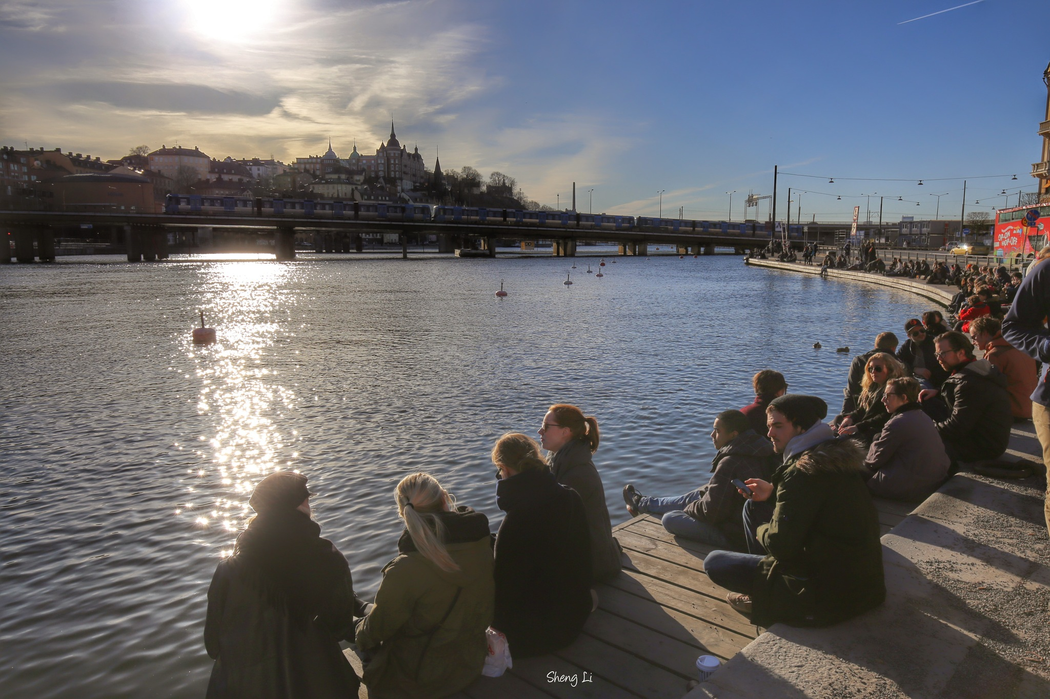 When it is sunny in Stockholm by lis007
