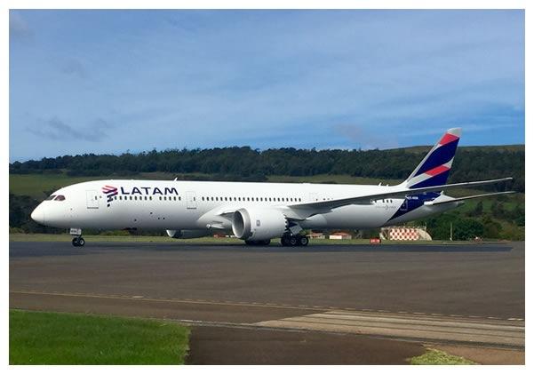Flights to Easter Island by easterislands