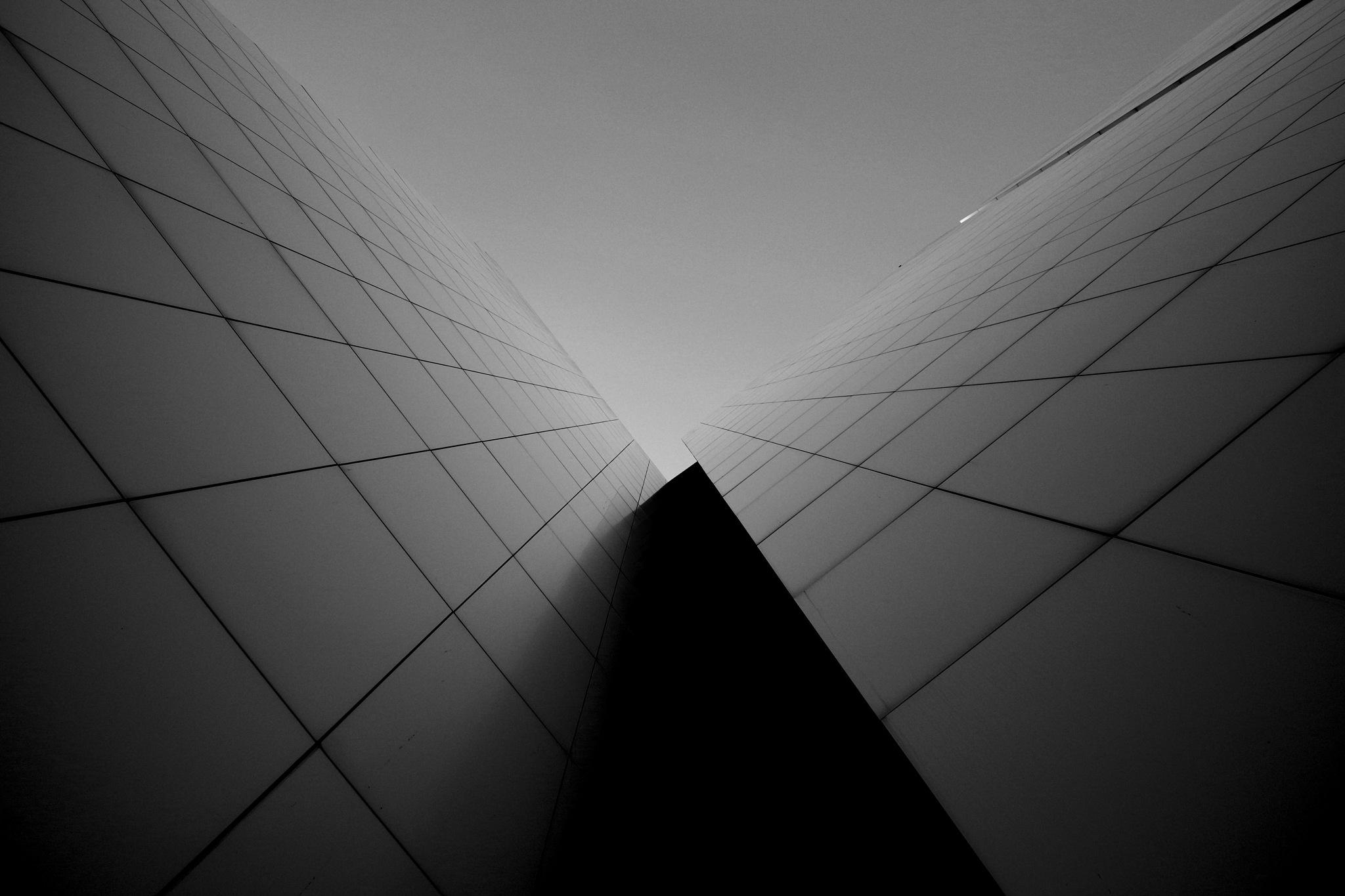 Architektur 215 L 002 KS1 2016 sw by Frank S aus HB