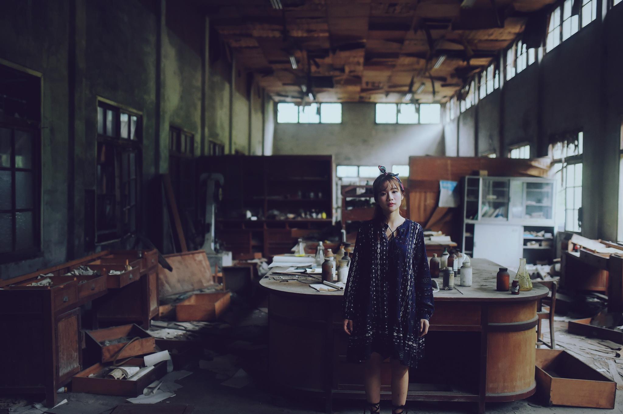 實驗室 by Yiming Lee