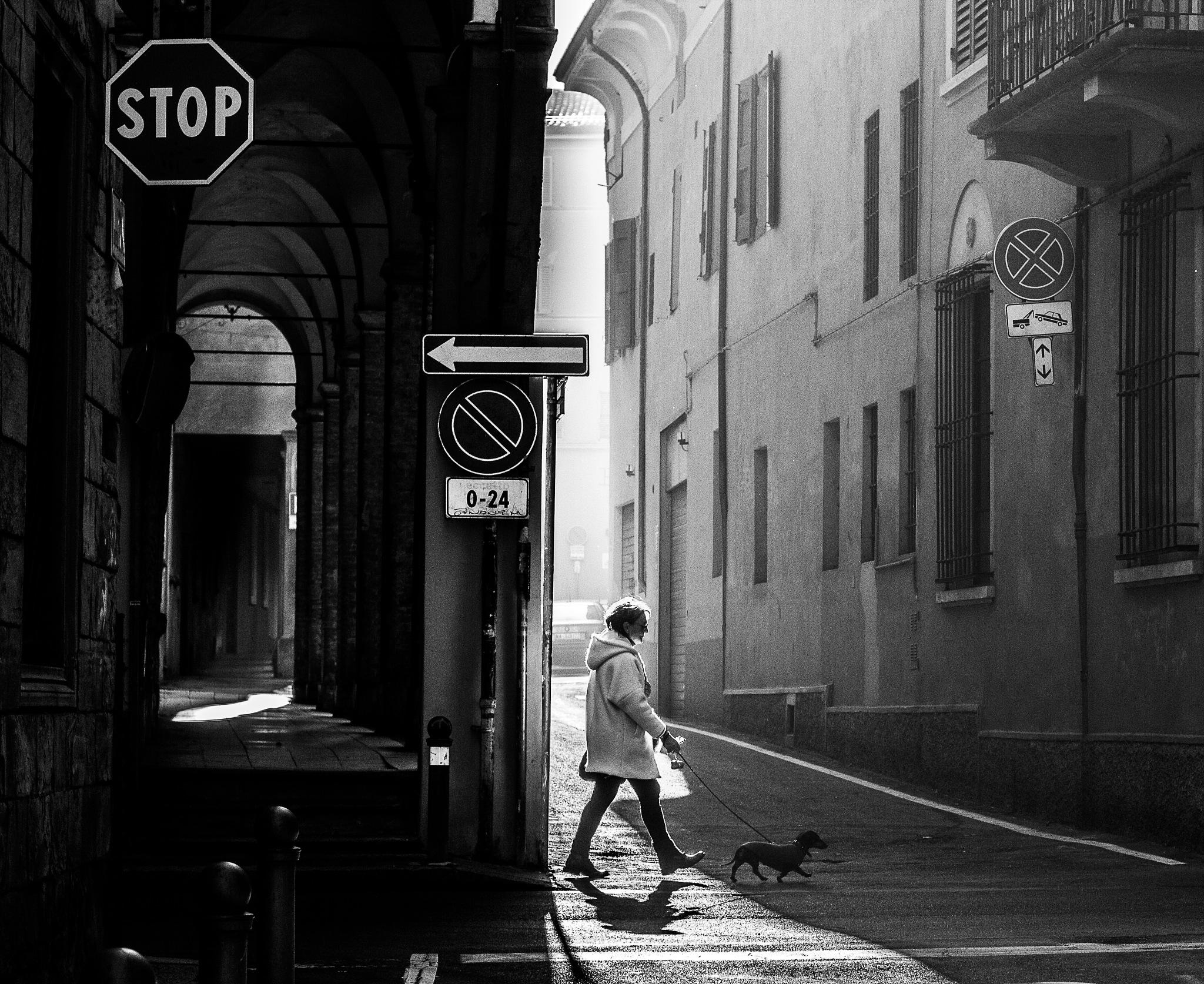 Italian Street Photography by Saidmir503