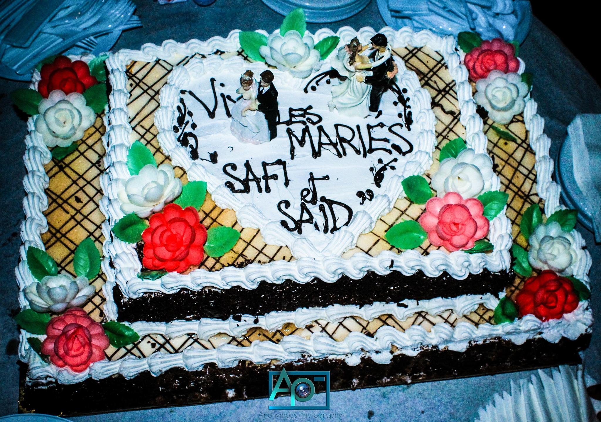 Gâteaux de Mariage by Abdol976