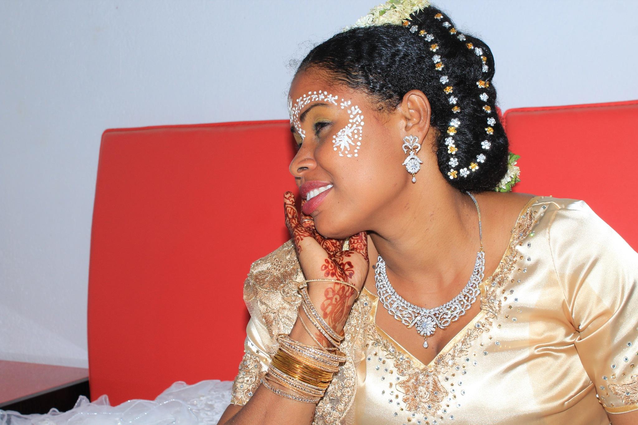 Magnifique mariée by Abdol976