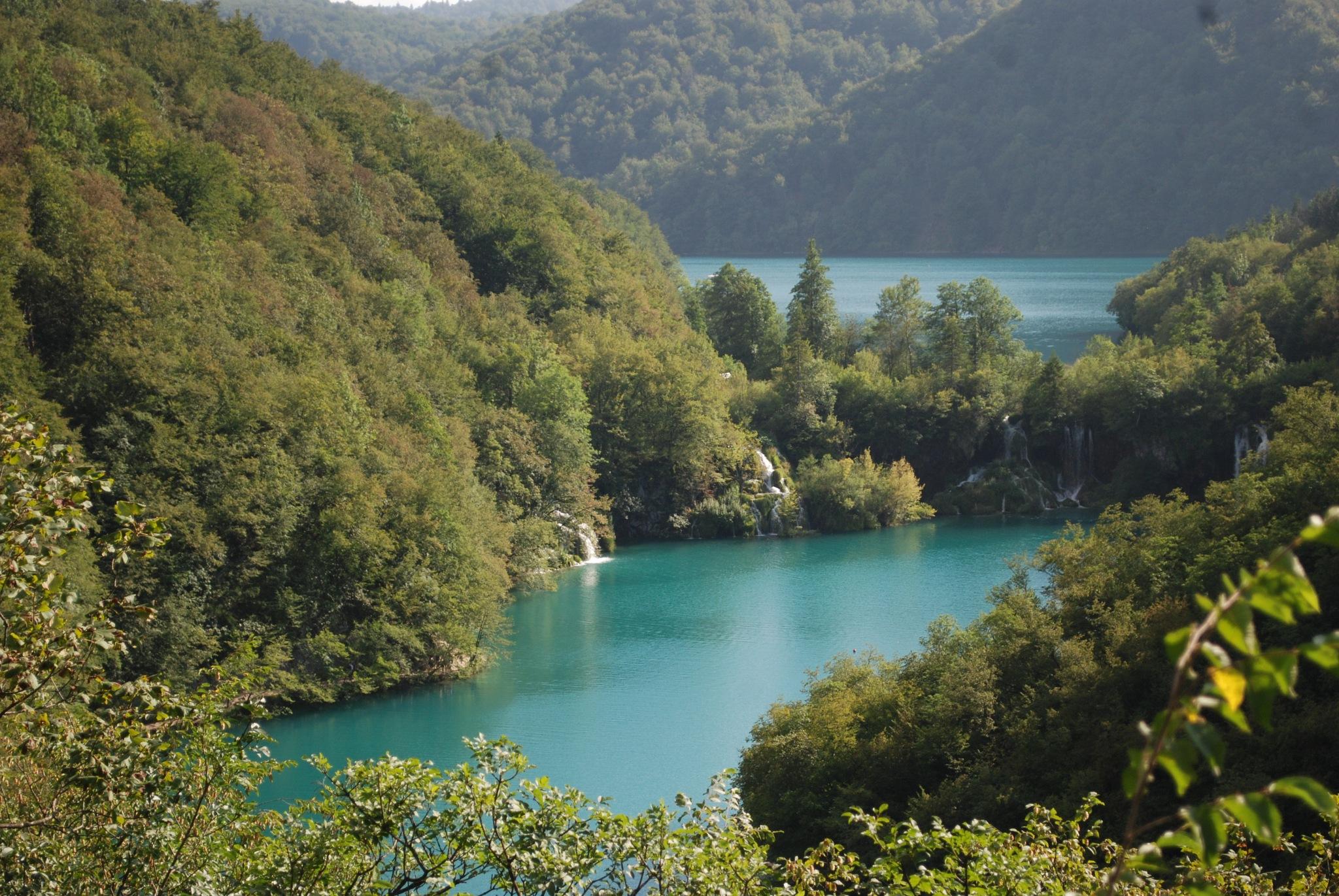 Plitvicka jezera by Borsos István