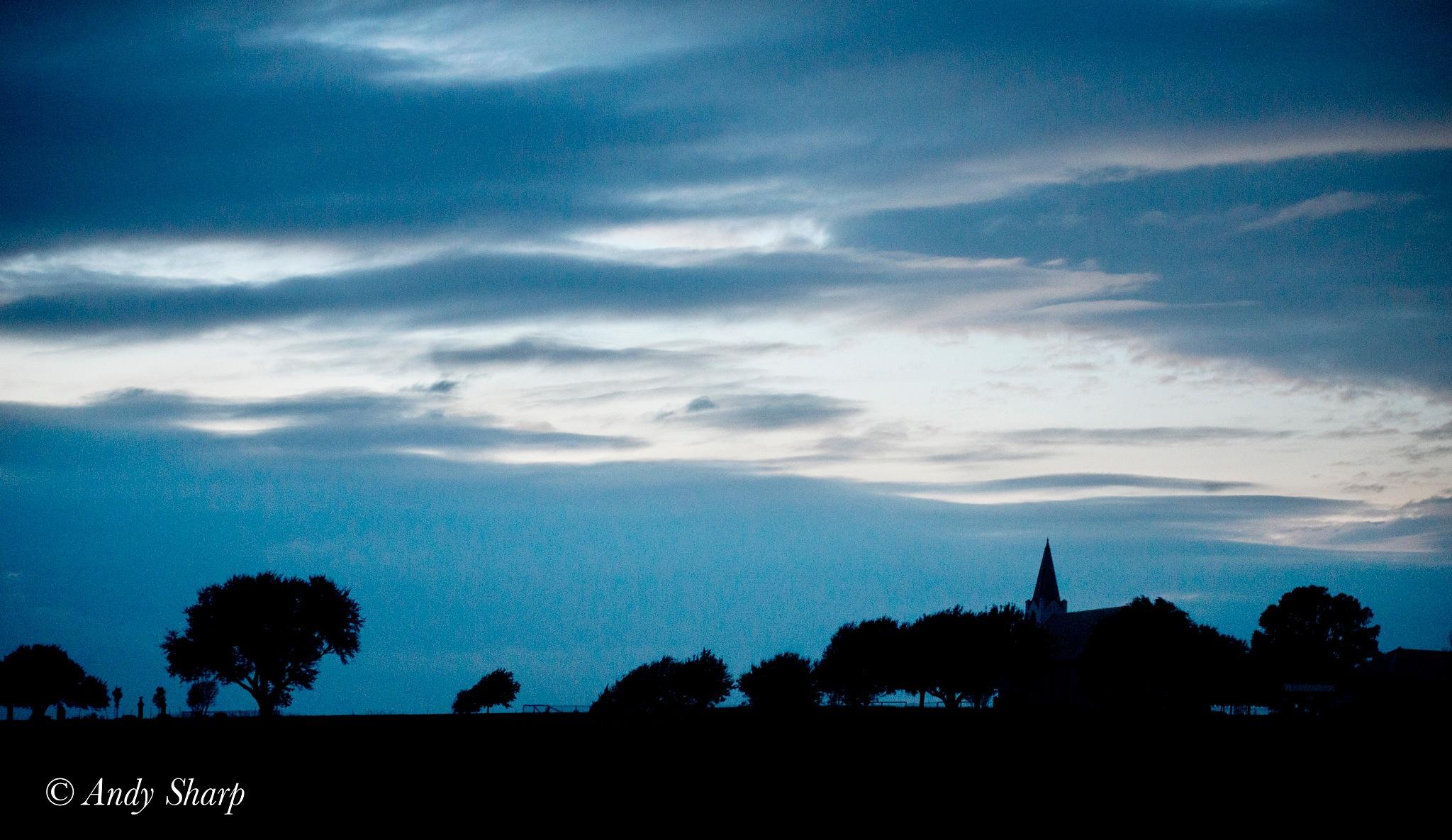 November Night Sky by andybob