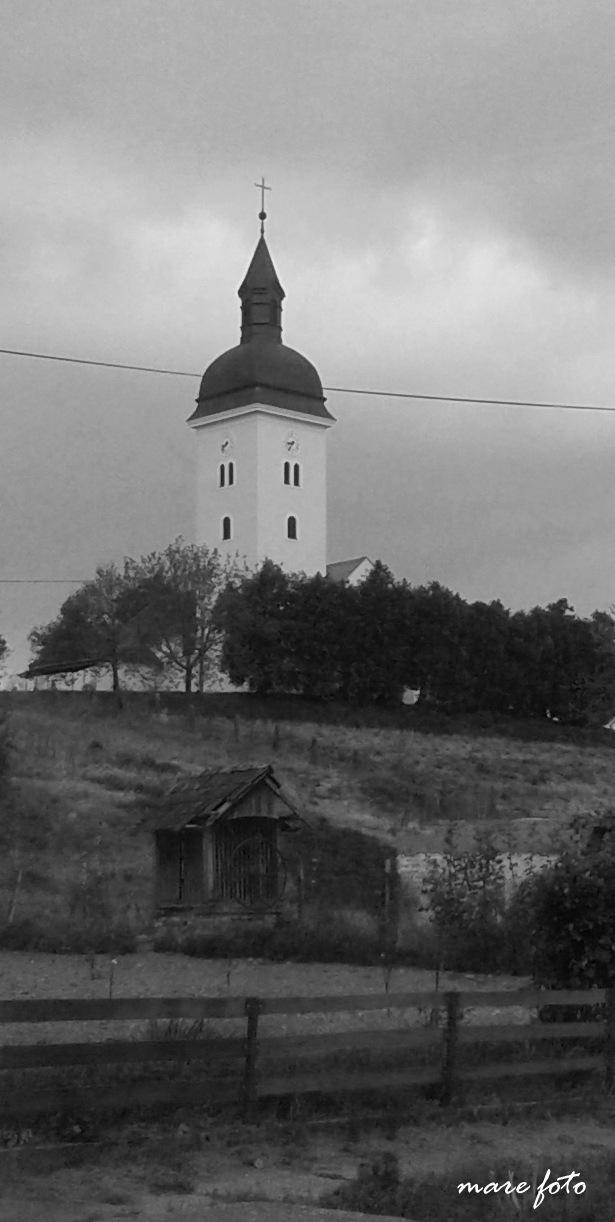 Crkva na brijegu!! Kapela, BBŽ, Croatia! by Mare