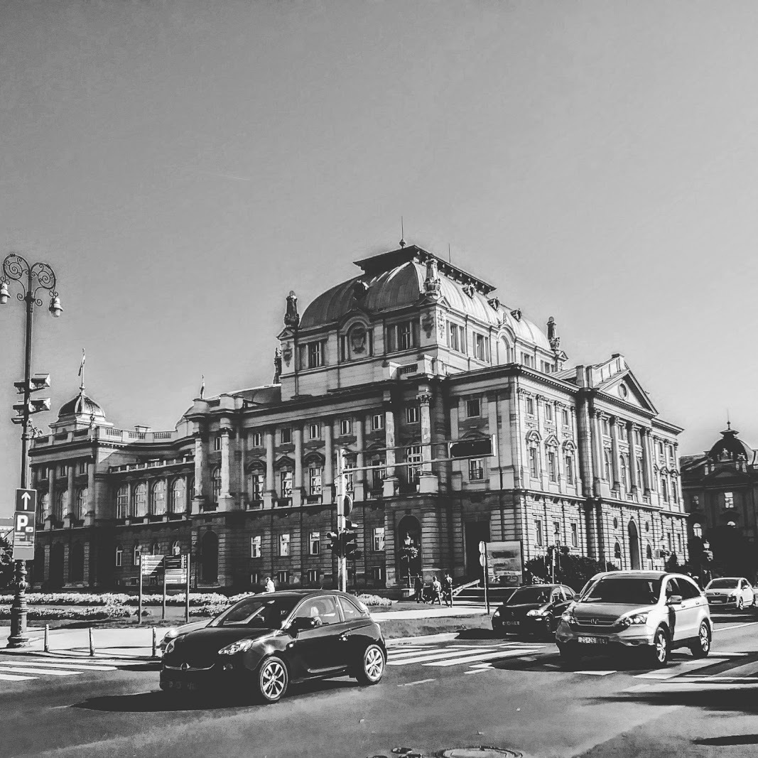 Hrvatsko narodno kazalište u Zagrebu!** by Mary13