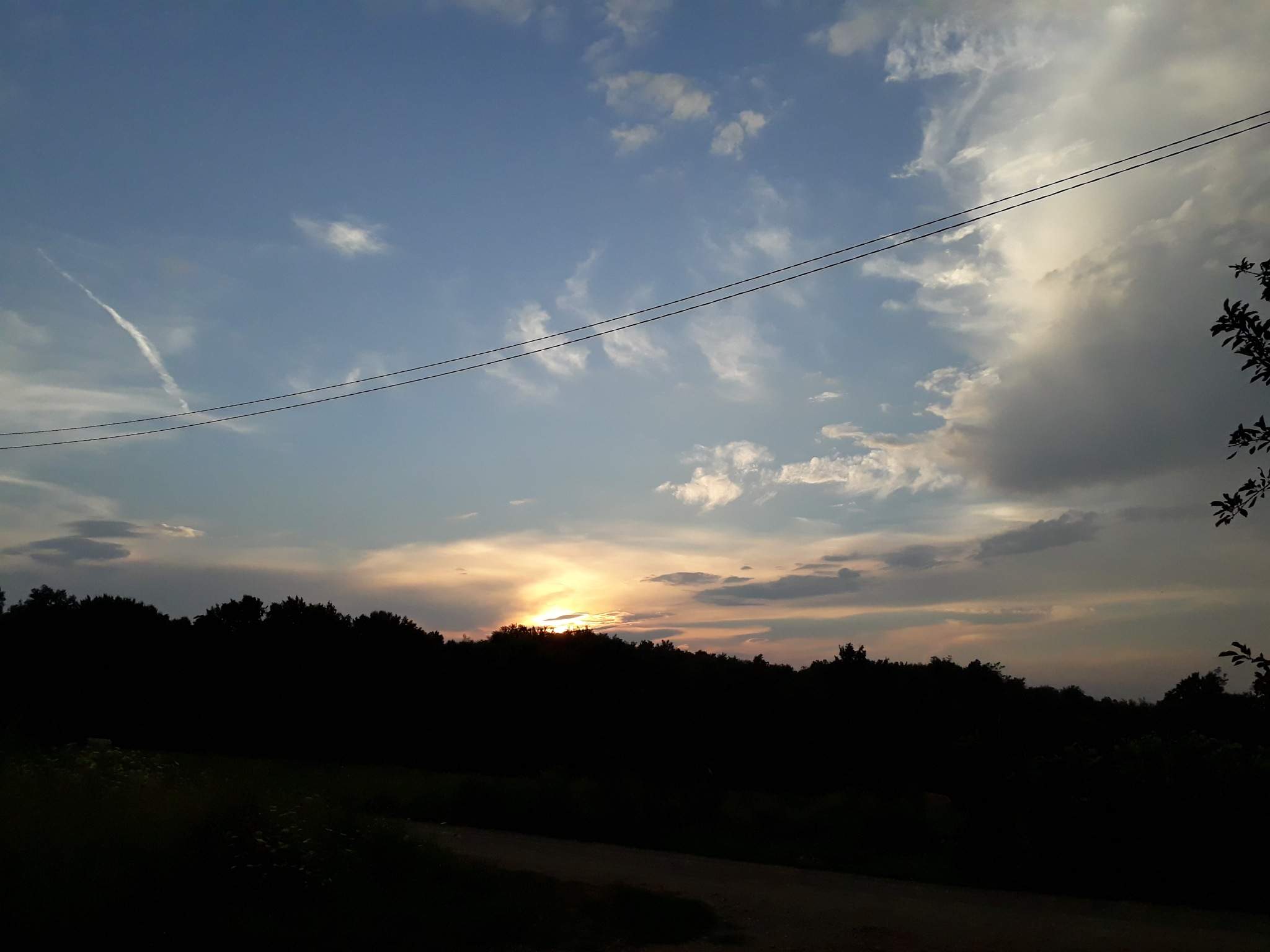 Zalazak sunca! by Mare