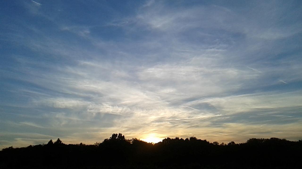 Zalazak sunca by Mary13