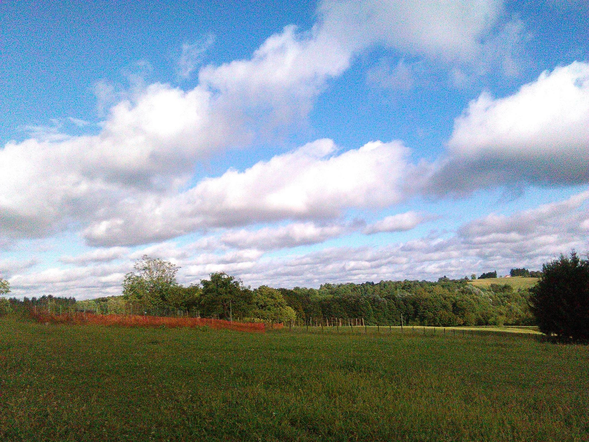 Zeleno-plava panorama by Mary13
