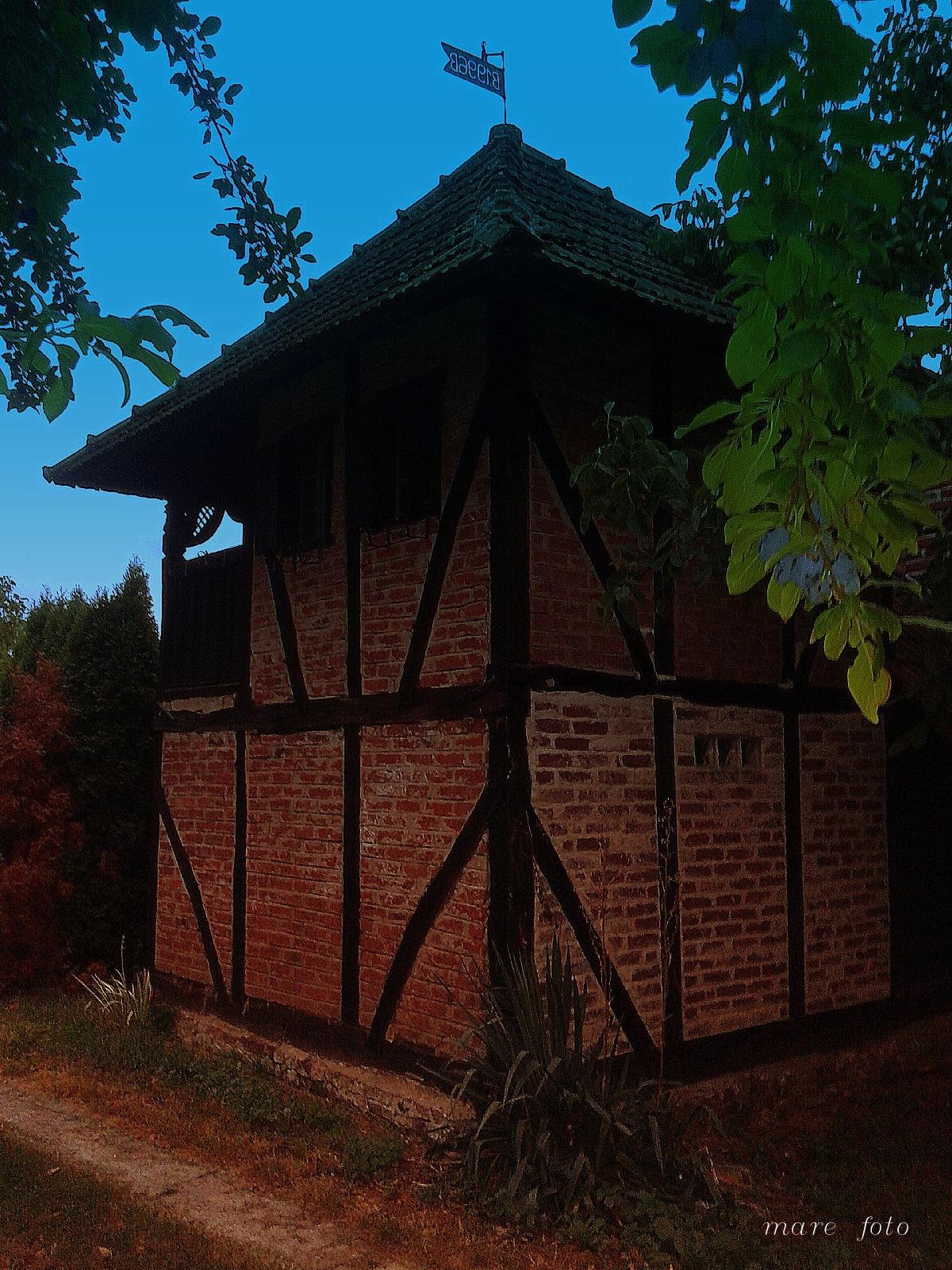 Stara kuća by Marica Svigir