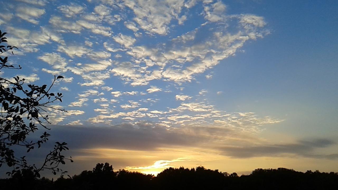 Vatreni zalazak sunca by Mary13